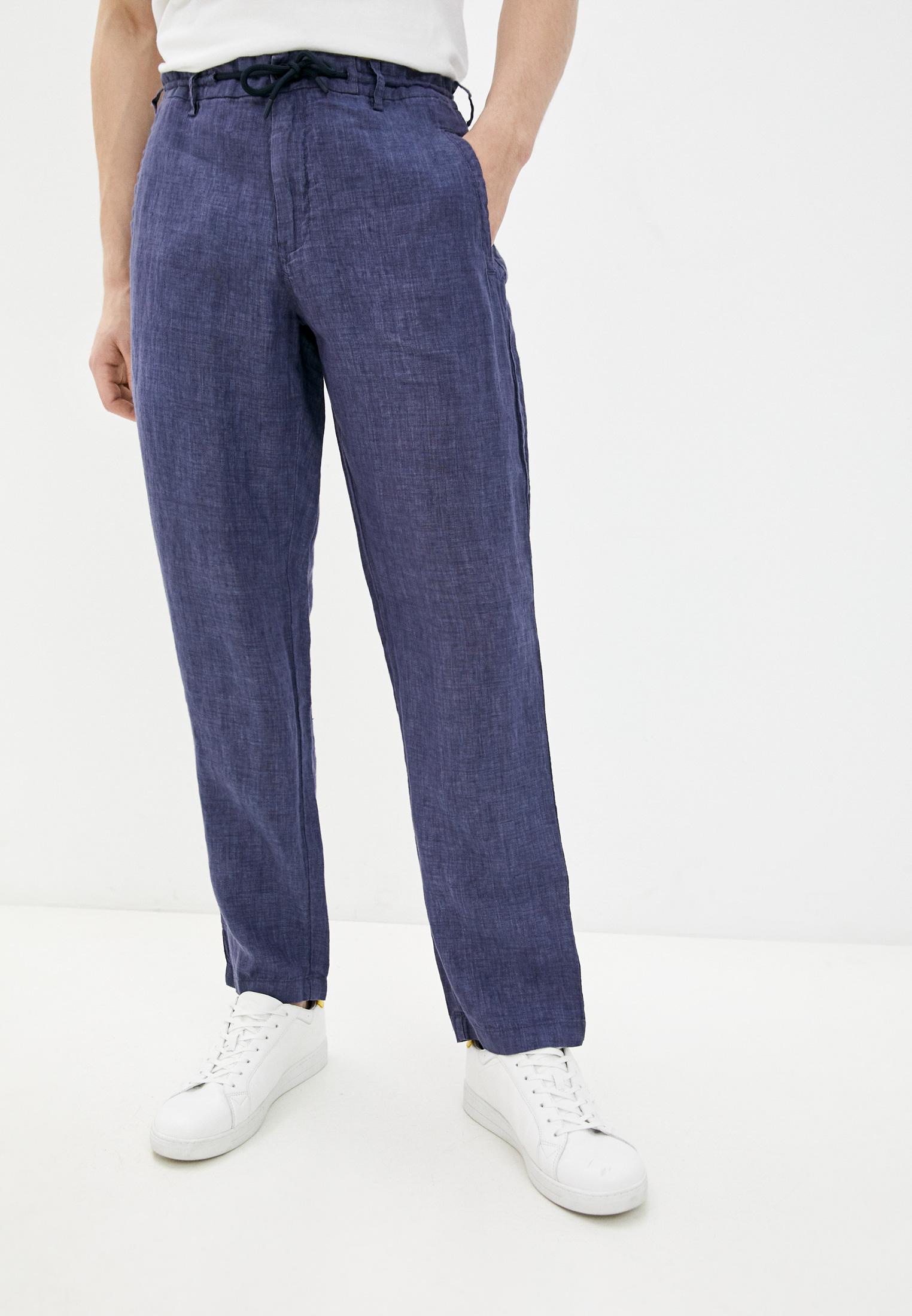 Мужские повседневные брюки Emporio Armani (Эмпорио Армани) 3Z1P86 1NTAZ