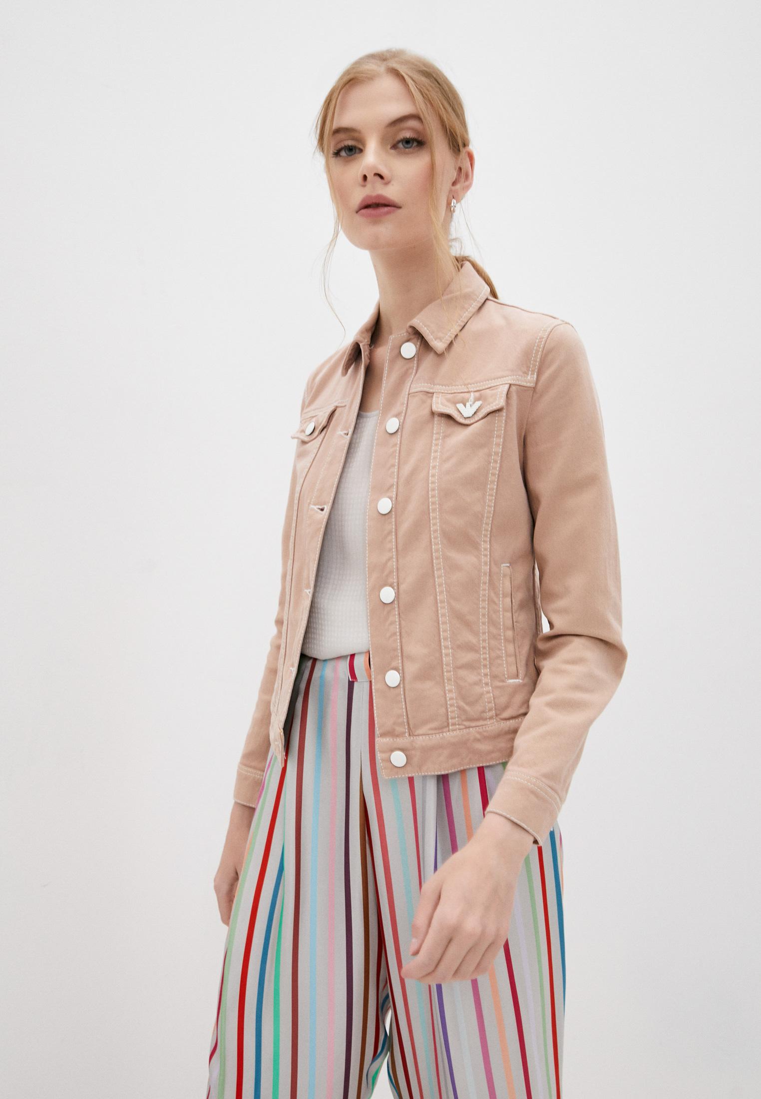 Джинсовая куртка Emporio Armani Куртка джинсовая Emporio Armani