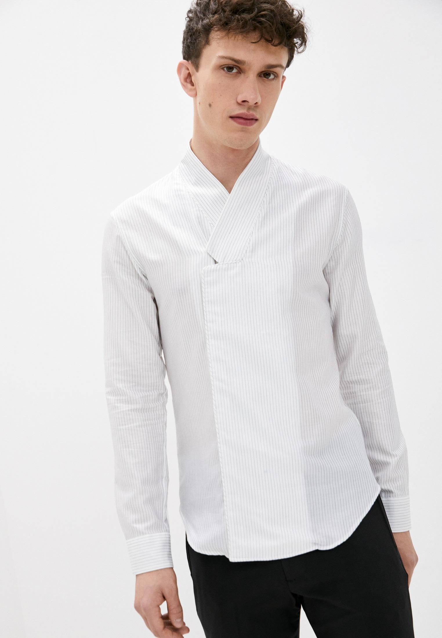 Рубашка с длинным рукавом Emporio Armani (Эмпорио Армани) W1CFMT W1B0C