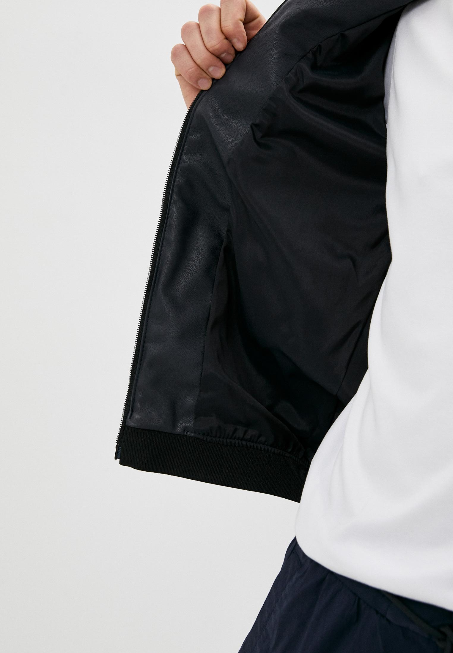 Кожаная куртка Armani Jeans (Армани Джинс) 6E01Z: изображение 6