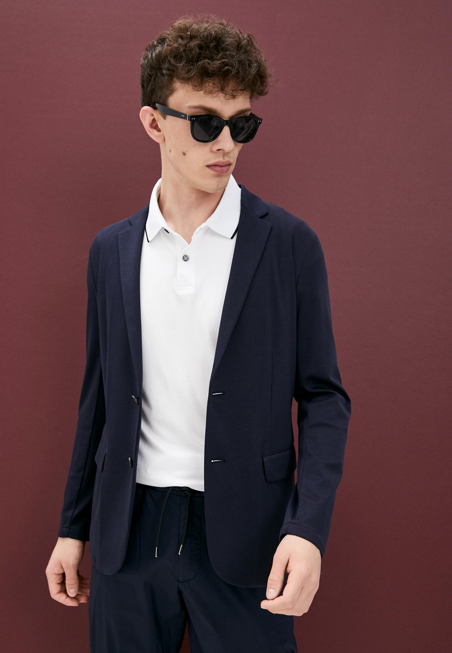 Мужской пиджак Armani Jeans (Армани Джинс) 7V6GG8 6JPRZ: изображение 2