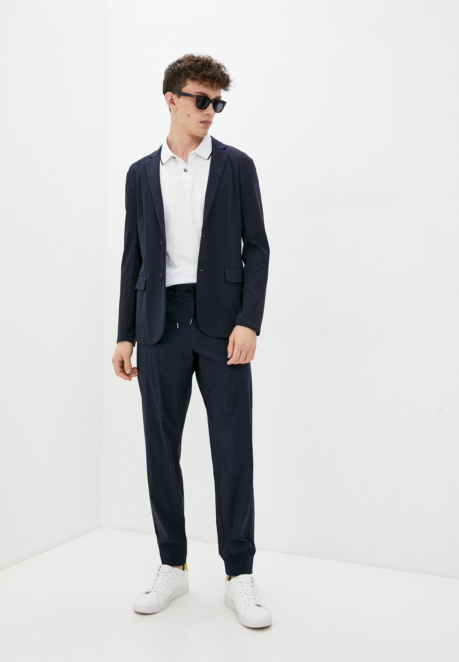 Мужской пиджак Armani Jeans (Армани Джинс) 7V6GG8 6JPRZ: изображение 3