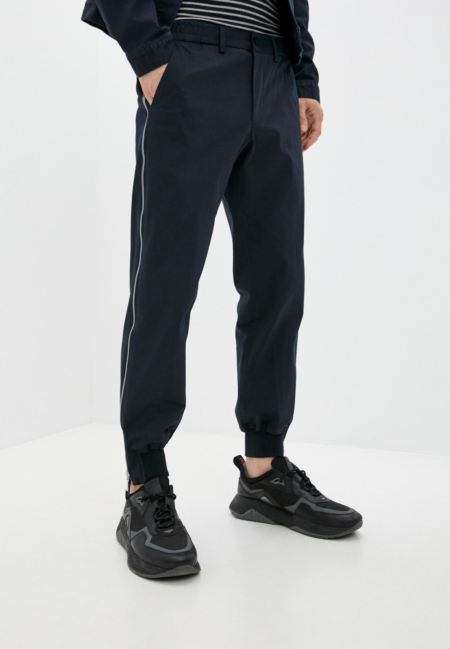 Мужские повседневные брюки Emporio Armani (Эмпорио Армани) W1P240 W1015