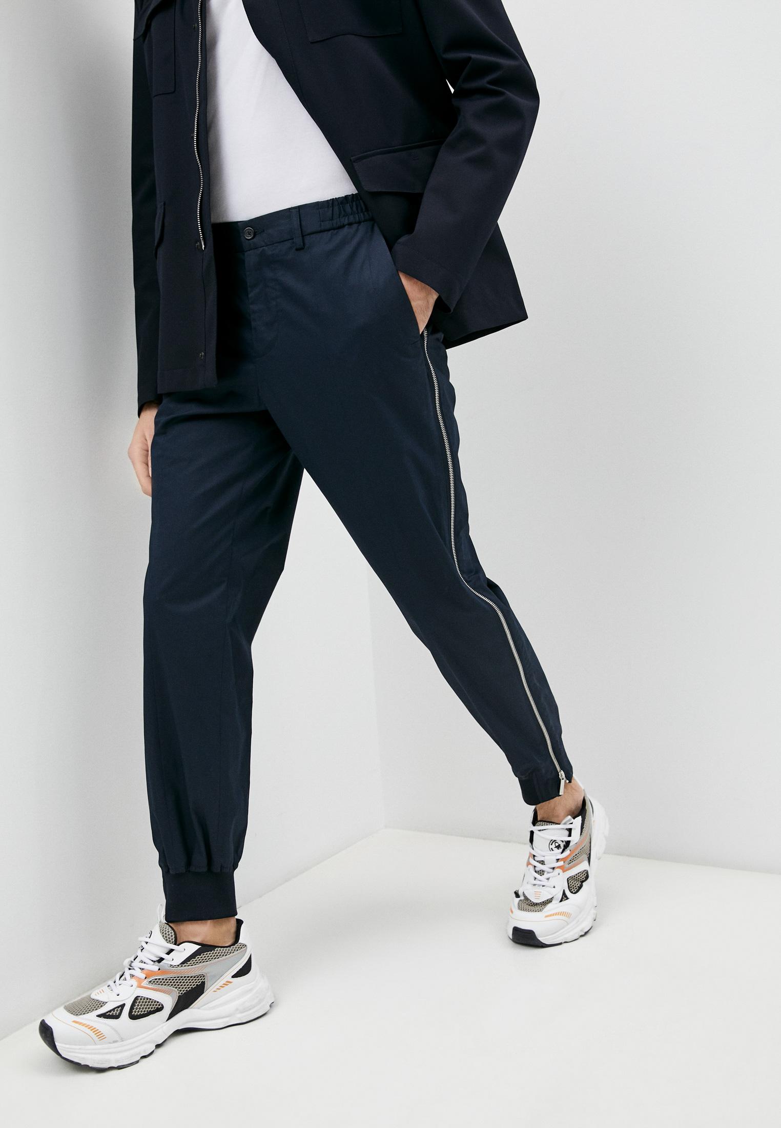 Мужские повседневные брюки Emporio Armani (Эмпорио Армани) W1P240 W1016