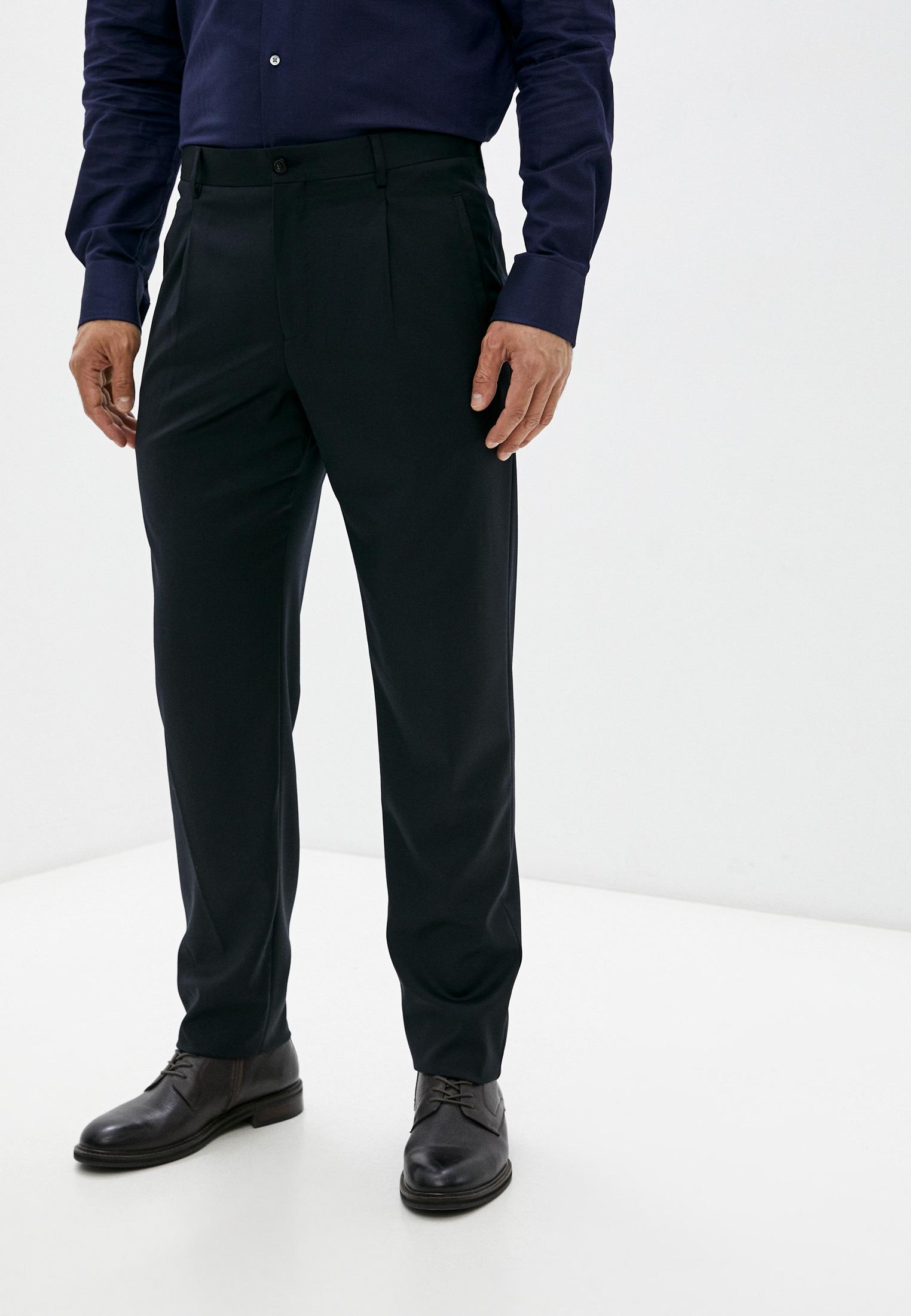 Мужские классические брюки Emporio Armani (Эмпорио Армани) W1P210 W1026