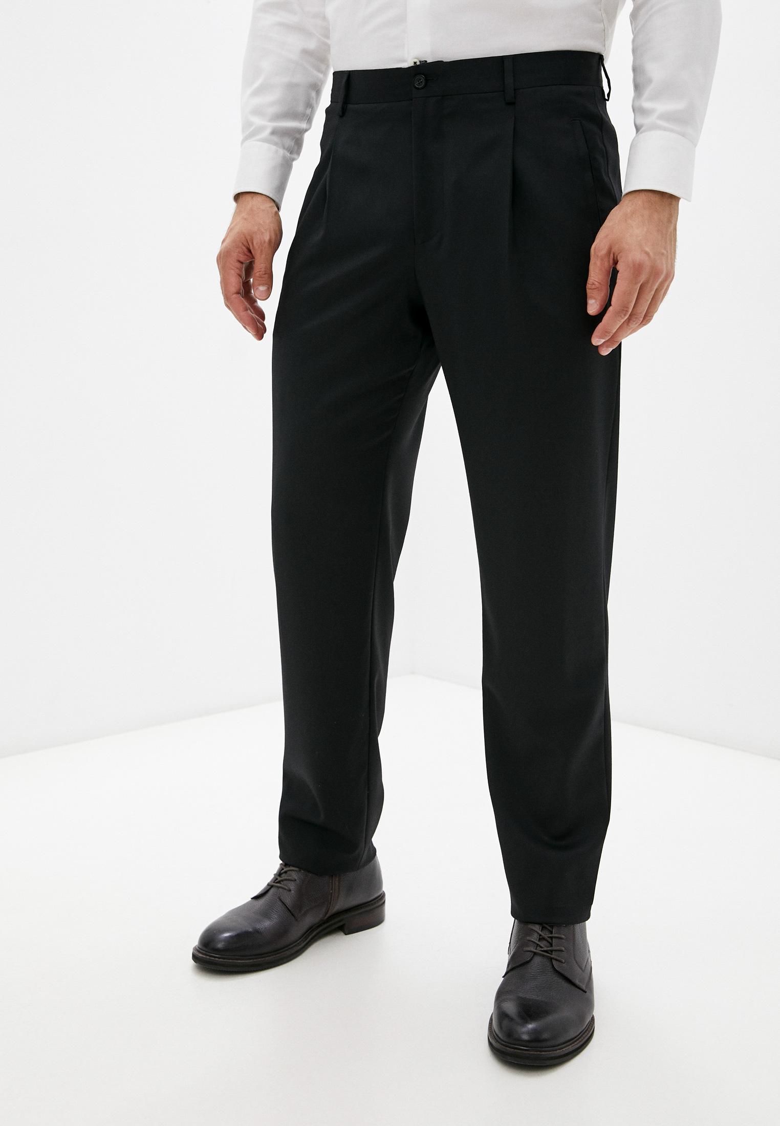 Мужские классические брюки Emporio Armani W1P210 W1026