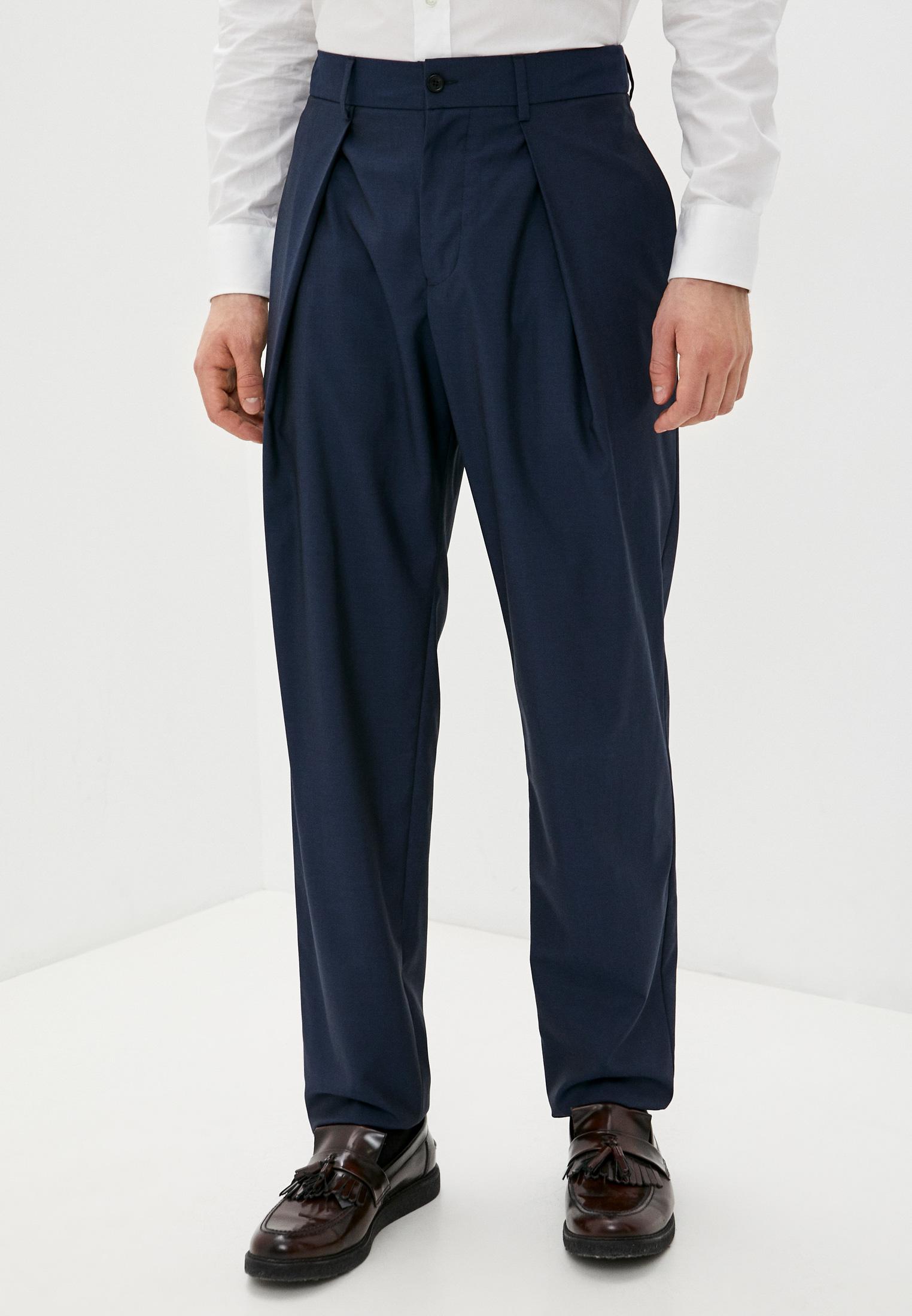 Мужские повседневные брюки Emporio Armani (Эмпорио Армани) W1P220 W1027