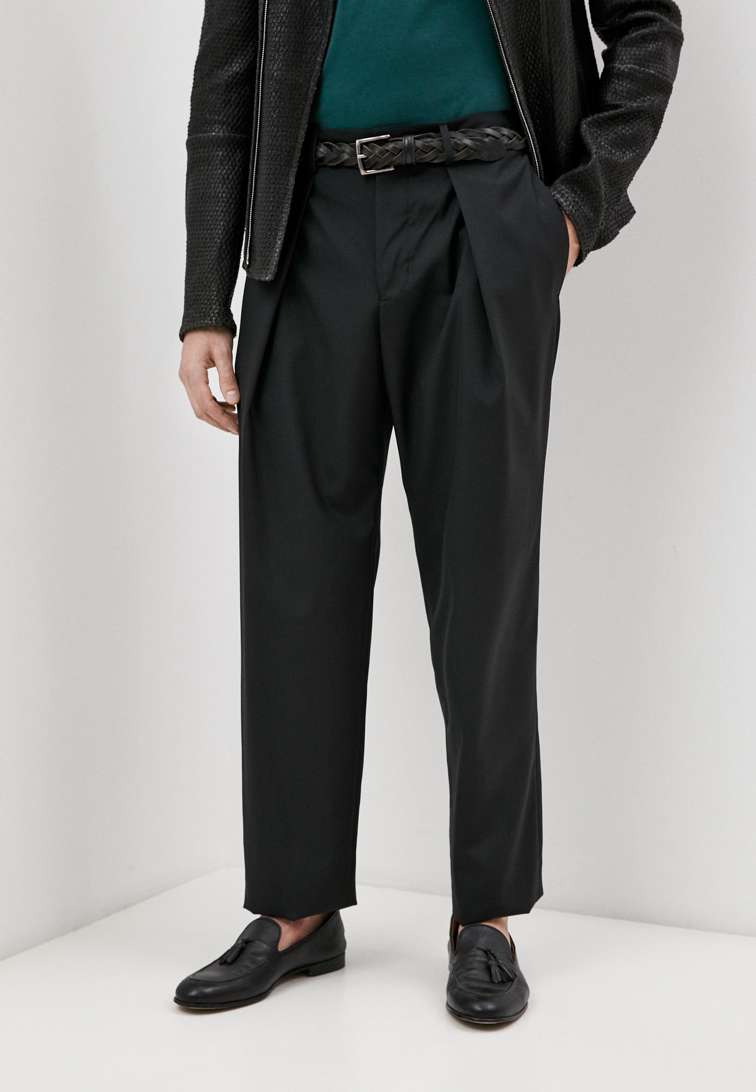 Мужские классические брюки Emporio Armani Брюки Emporio Armani