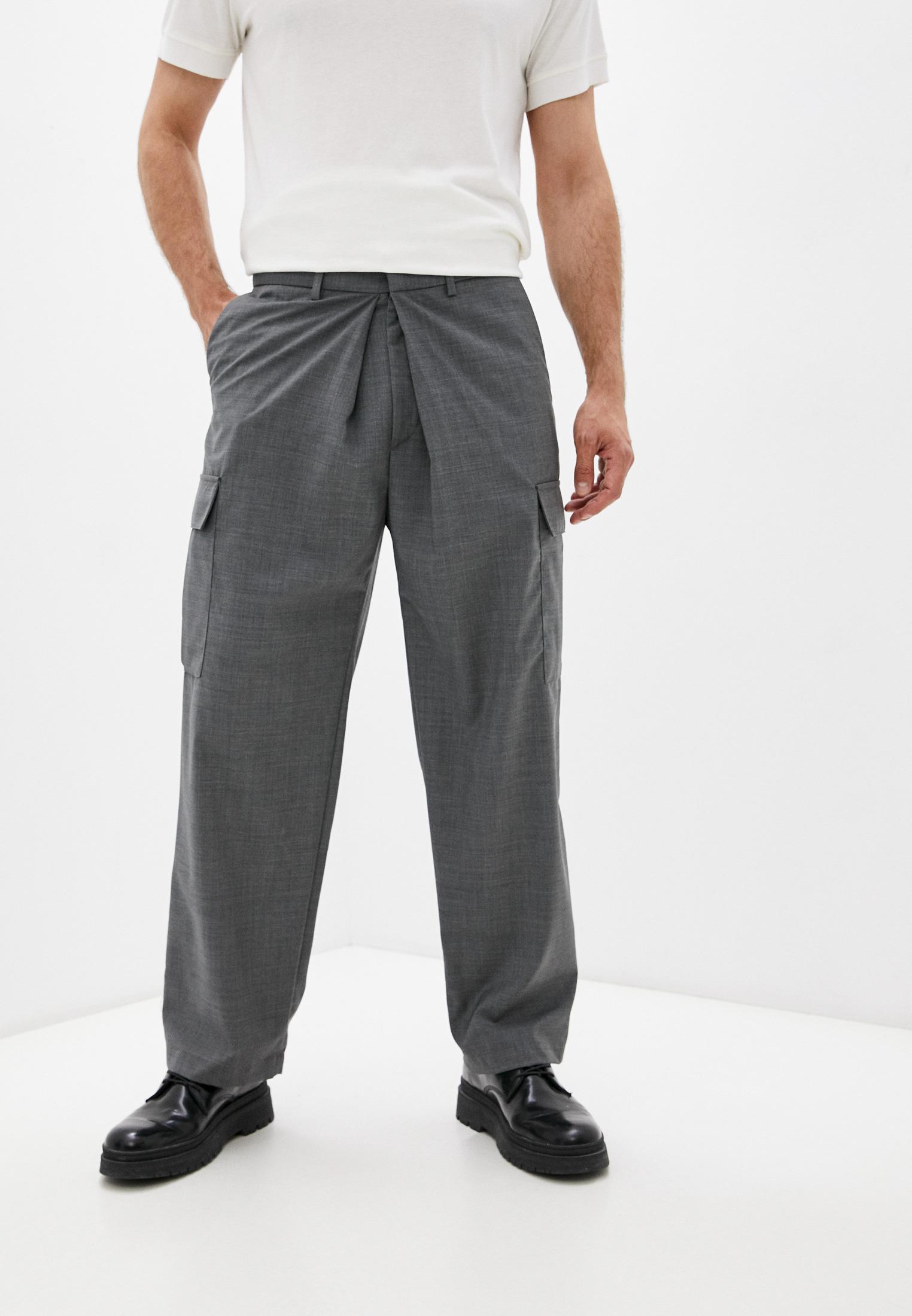 Мужские повседневные брюки Emporio Armani (Эмпорио Армани) W1P320 W1028
