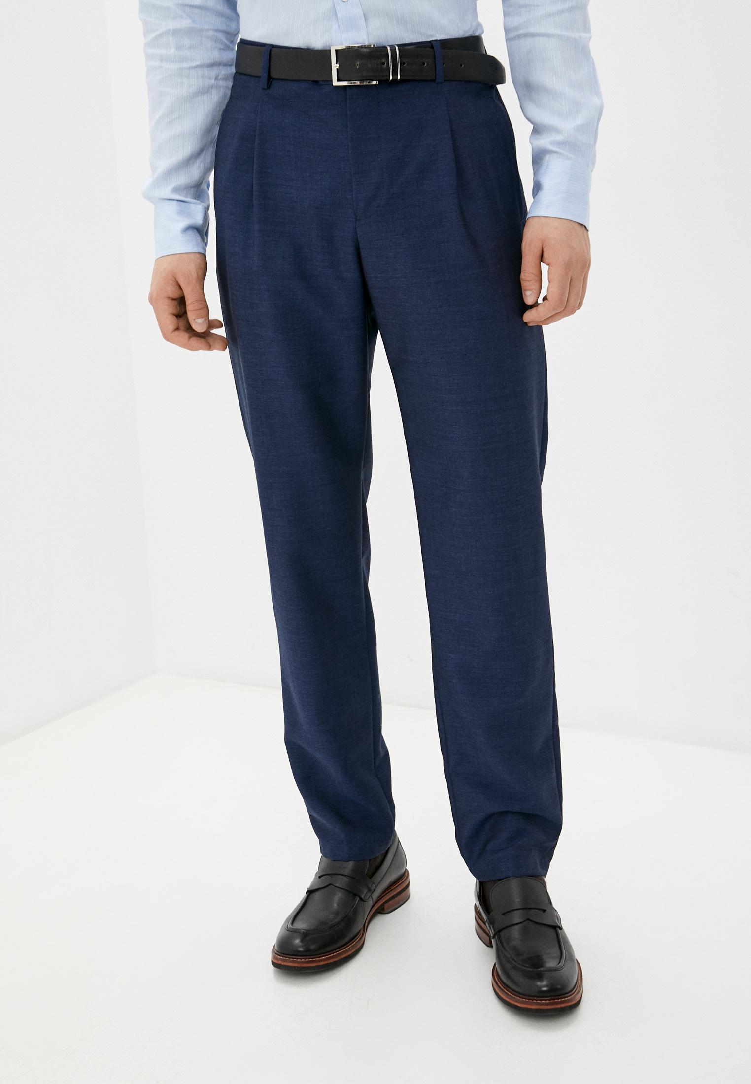 Мужские классические брюки Emporio Armani (Эмпорио Армани) W1P21A W1032