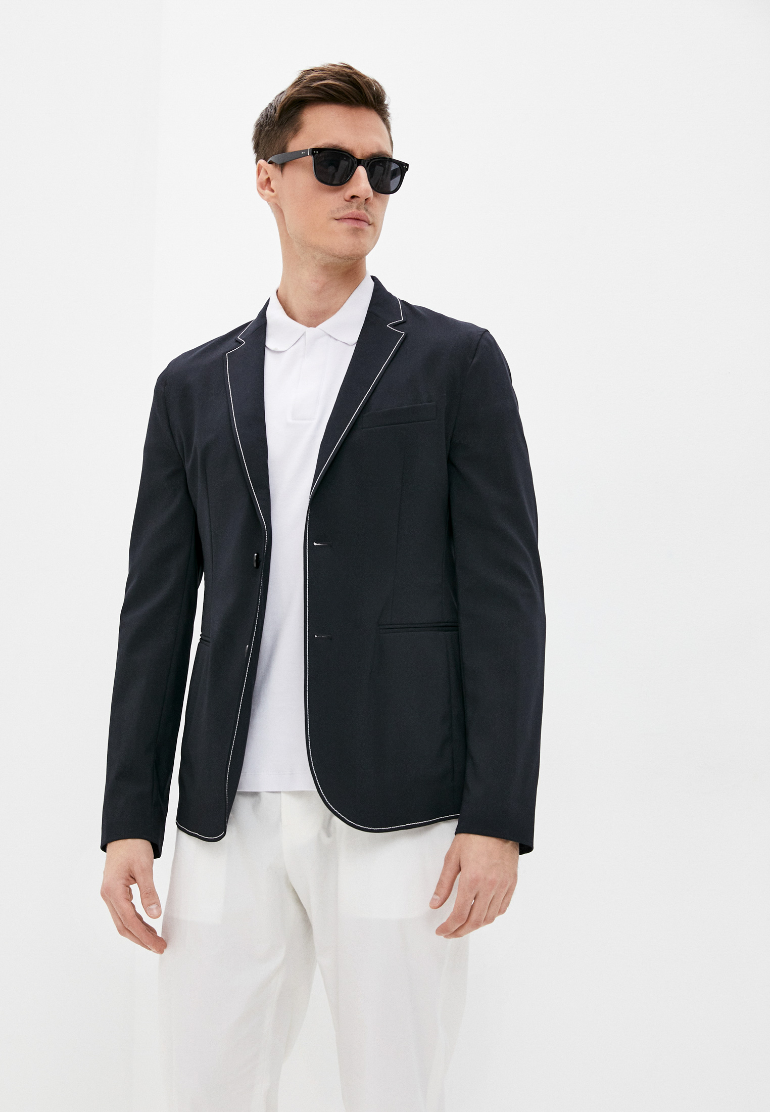 Мужской пиджак Emporio Armani (Эмпорио Армани) W1G620 W1057