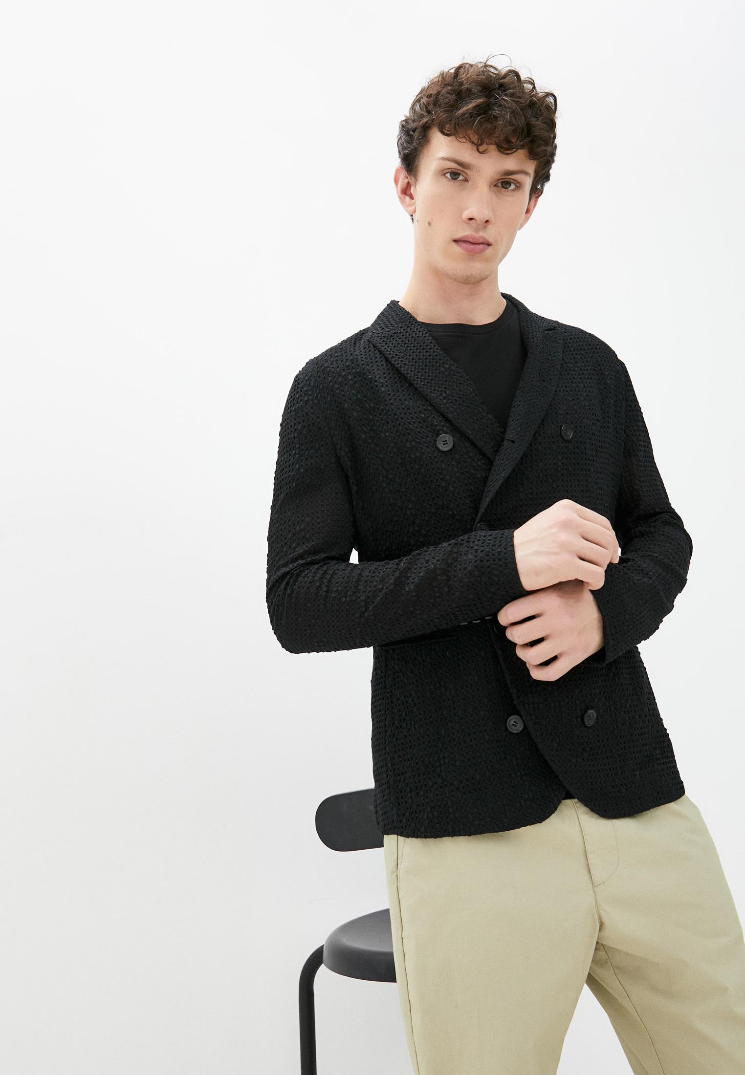 Мужской пиджак Emporio Armani (Эмпорио Армани) W1G660 W1216