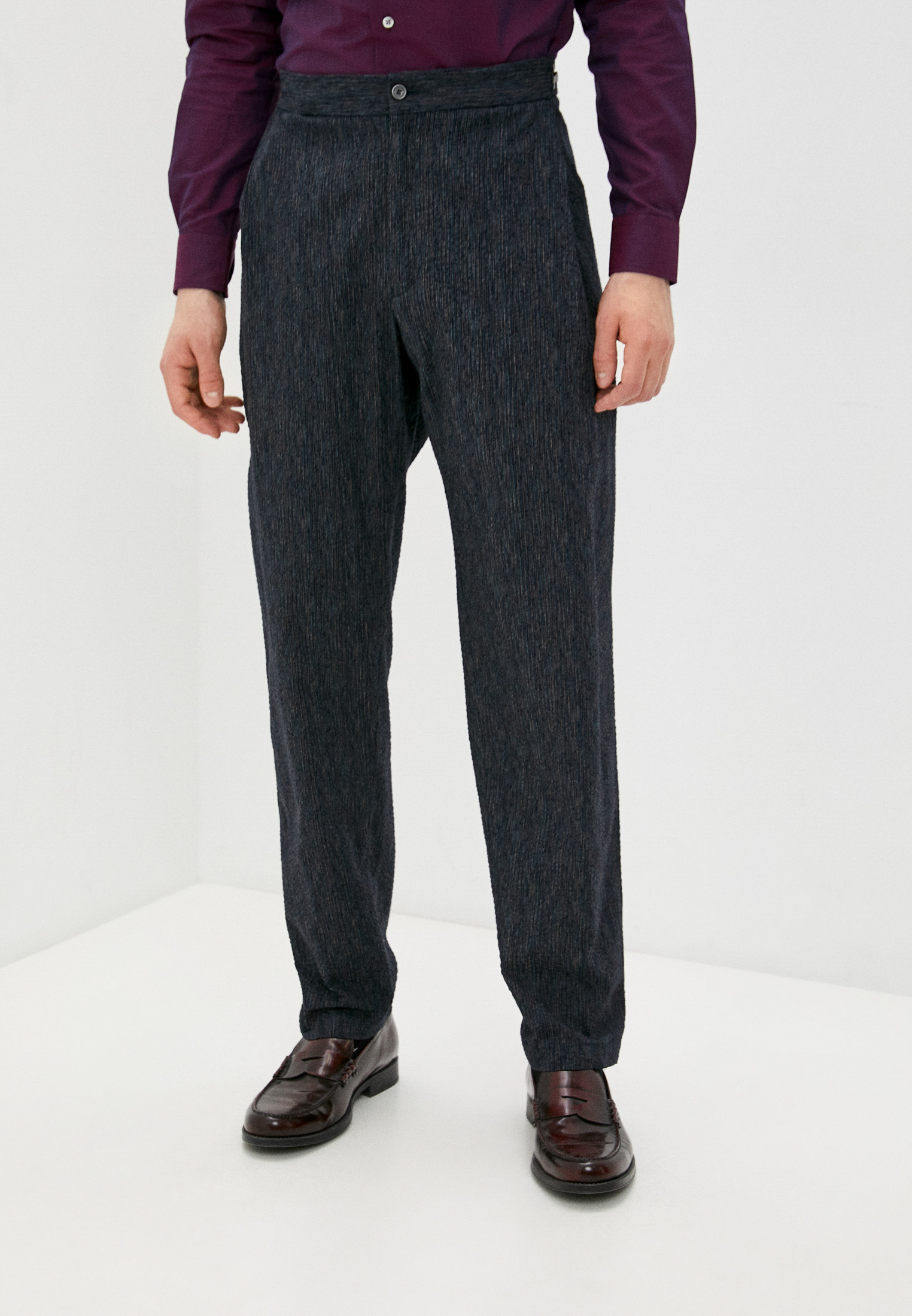 Мужские повседневные брюки Emporio Armani (Эмпорио Армани) W1P290 W1250