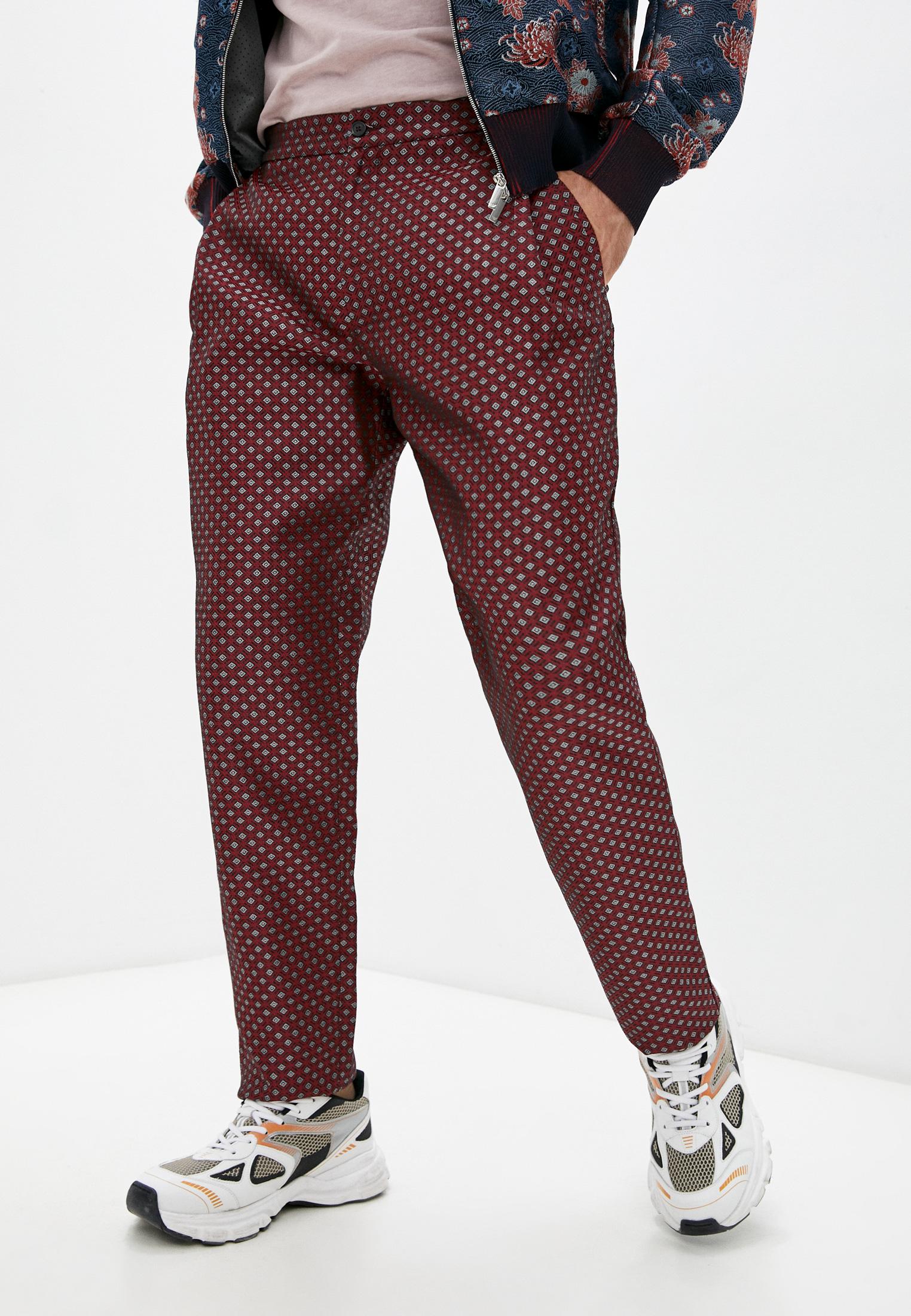 Мужские повседневные брюки Emporio Armani (Эмпорио Армани) W1P290 W1263