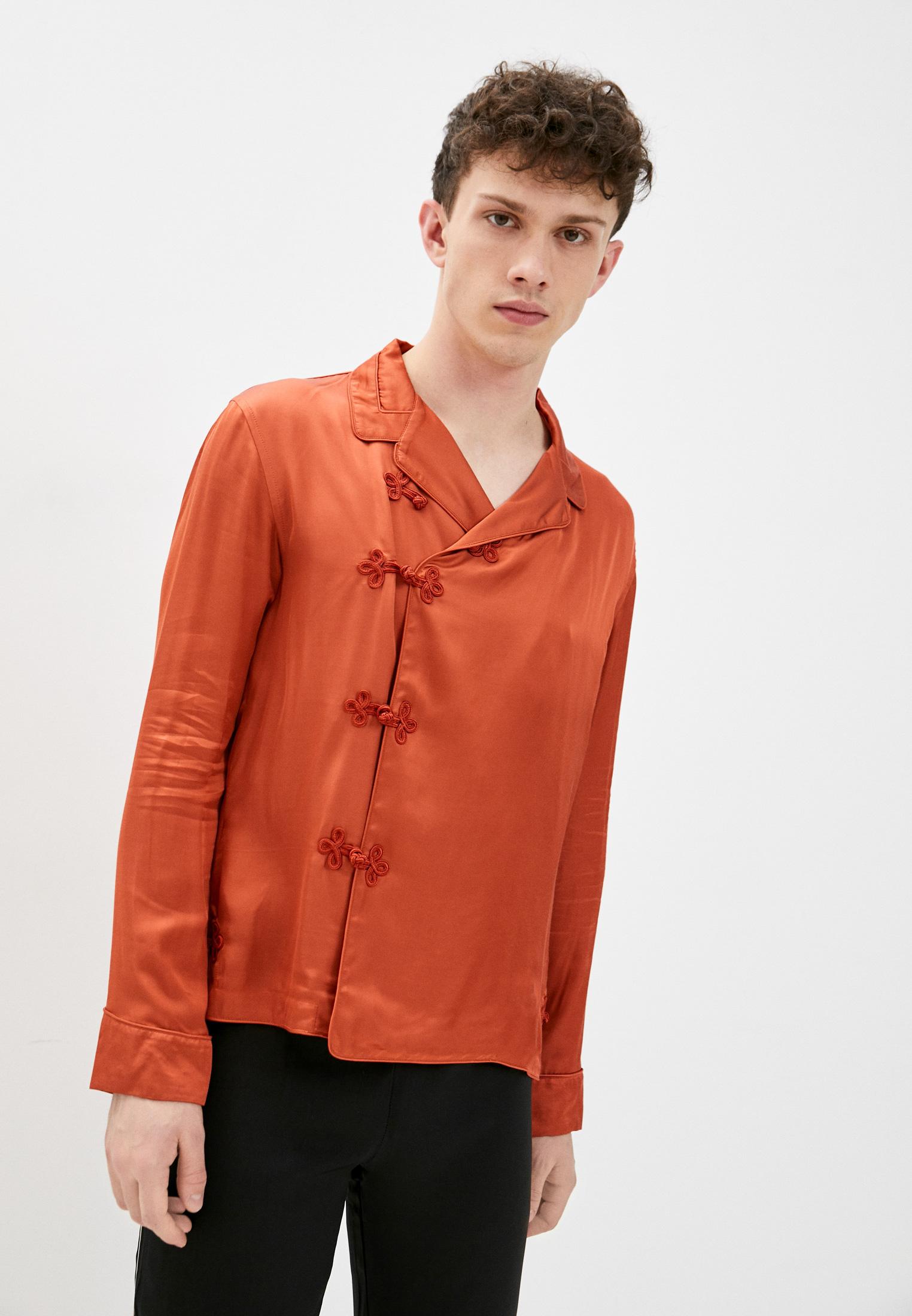 Рубашка с длинным рукавом Emporio Armani (Эмпорио Армани) W1CFGT W132C