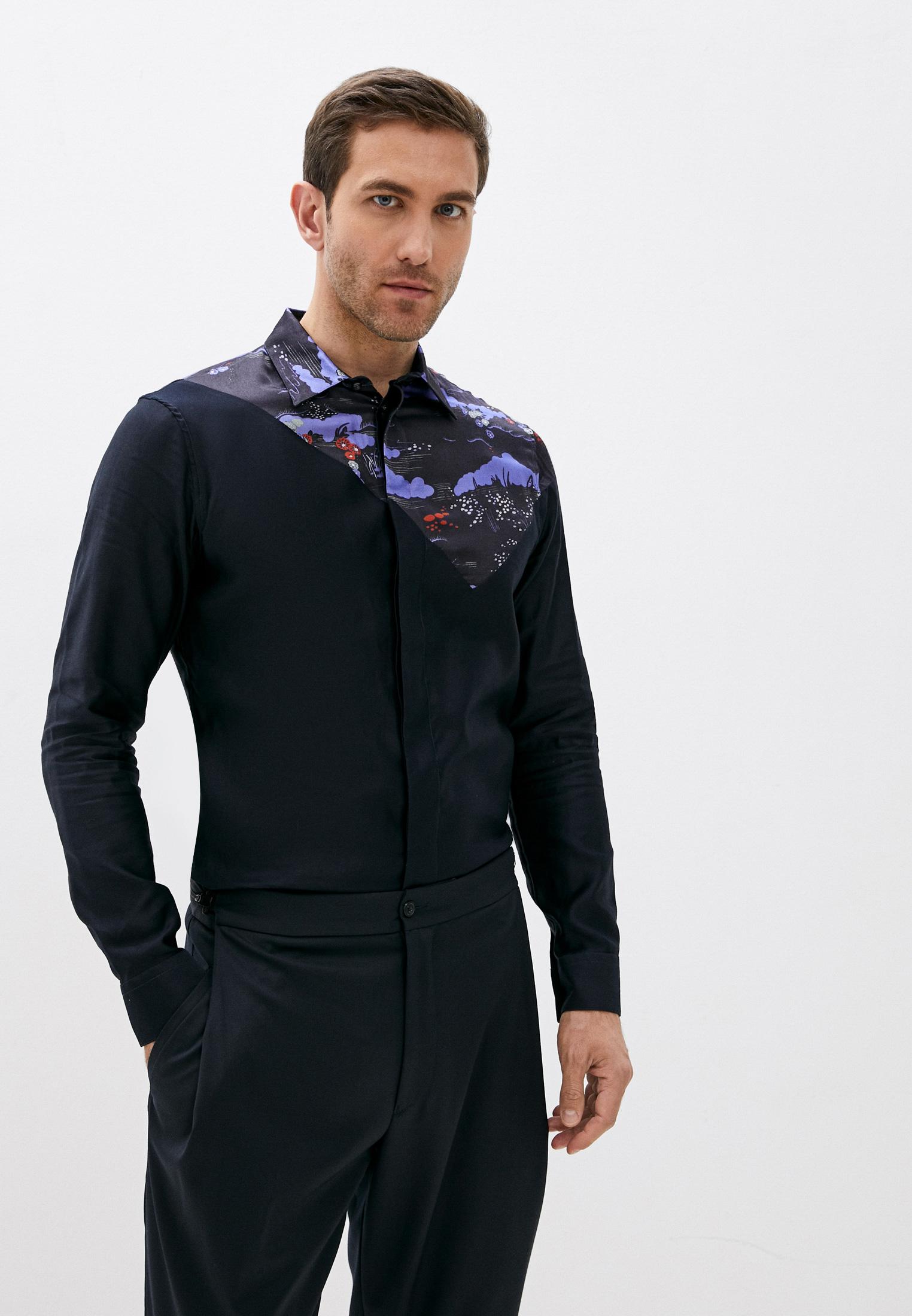 Рубашка с длинным рукавом Emporio Armani (Эмпорио Армани) W1CF2T W133C