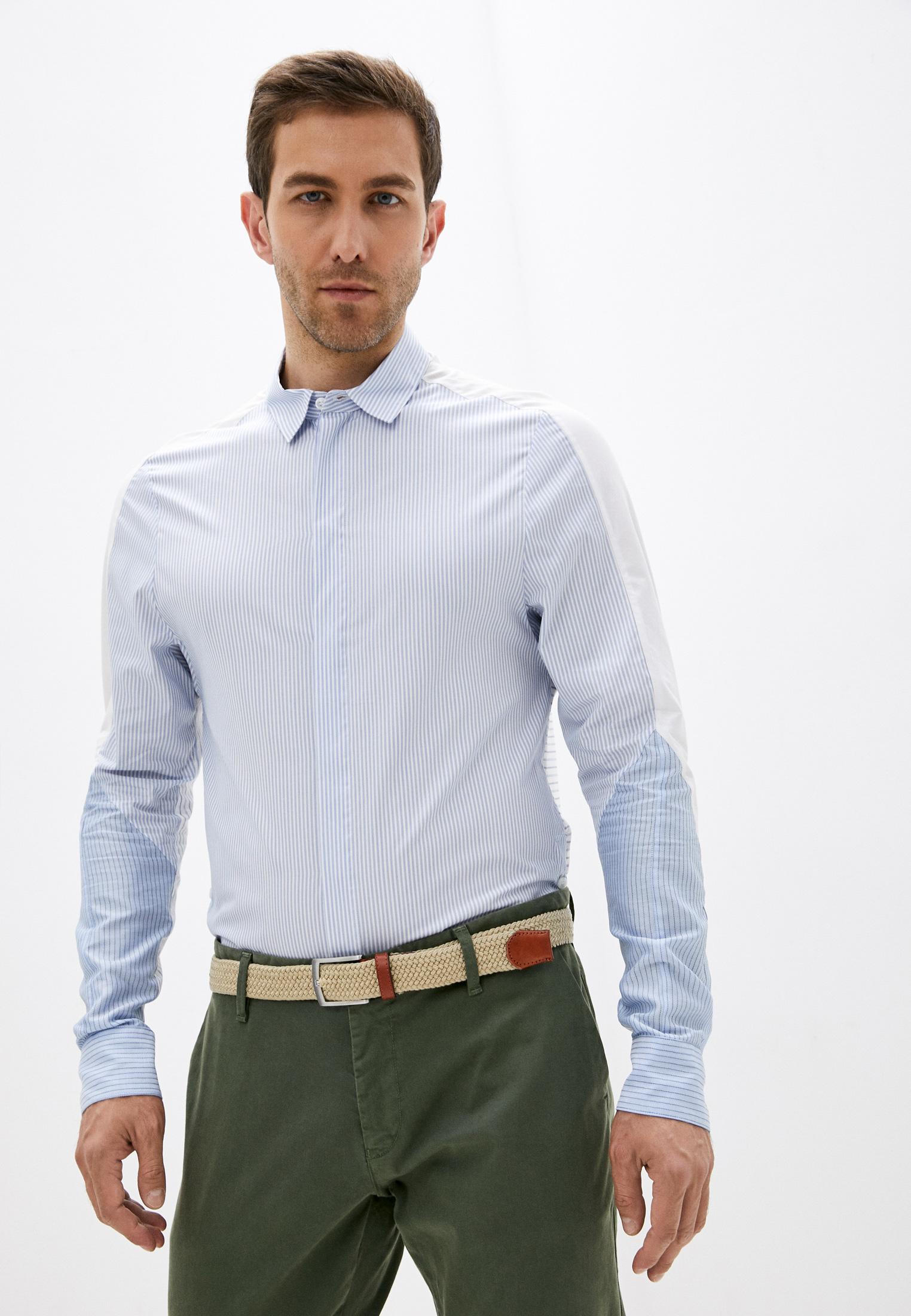Рубашка с длинным рукавом Emporio Armani (Эмпорио Армани) W1CF7T W148C