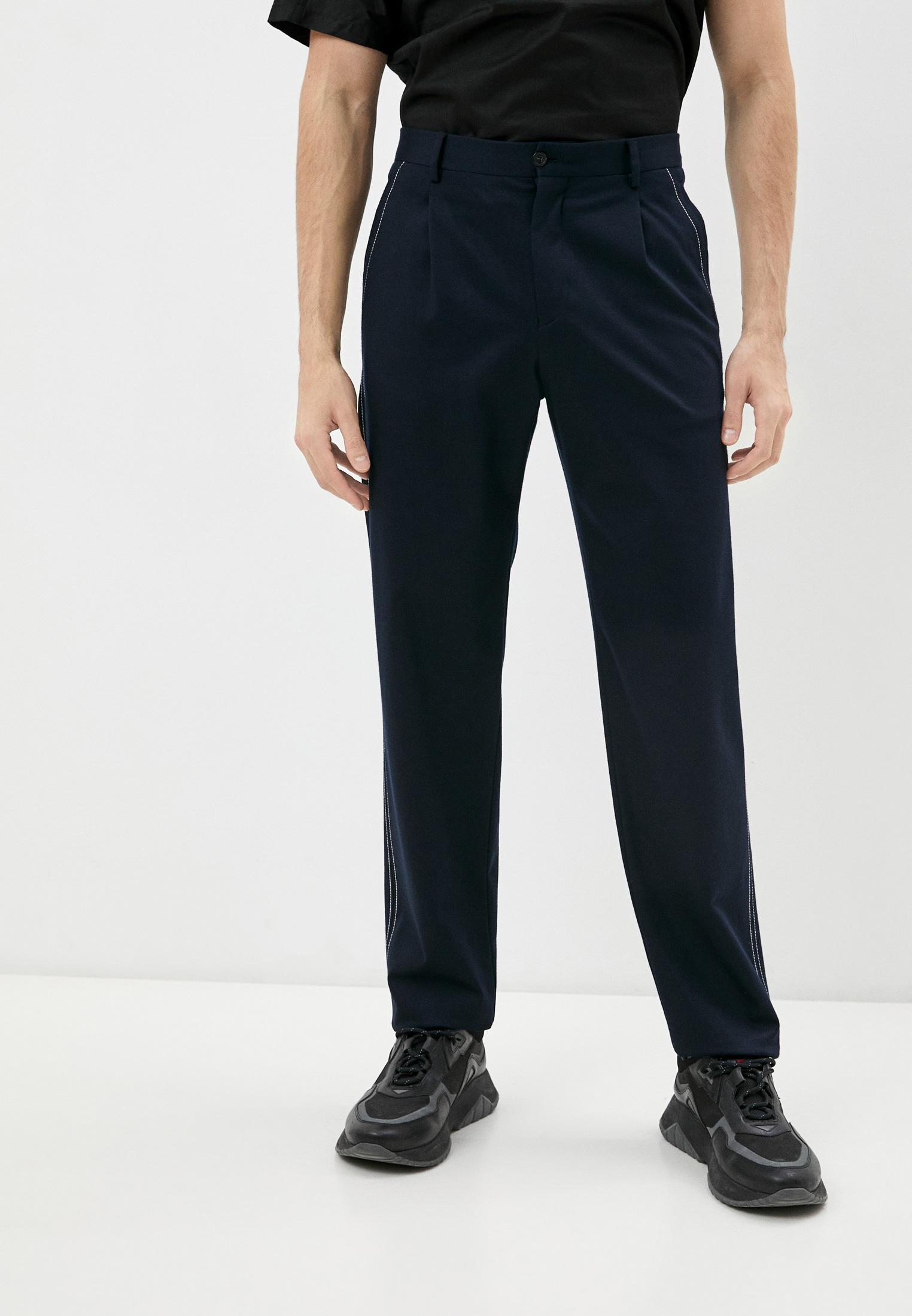 Мужские повседневные брюки Emporio Armani (Эмпорио Армани) W1P200 W1490