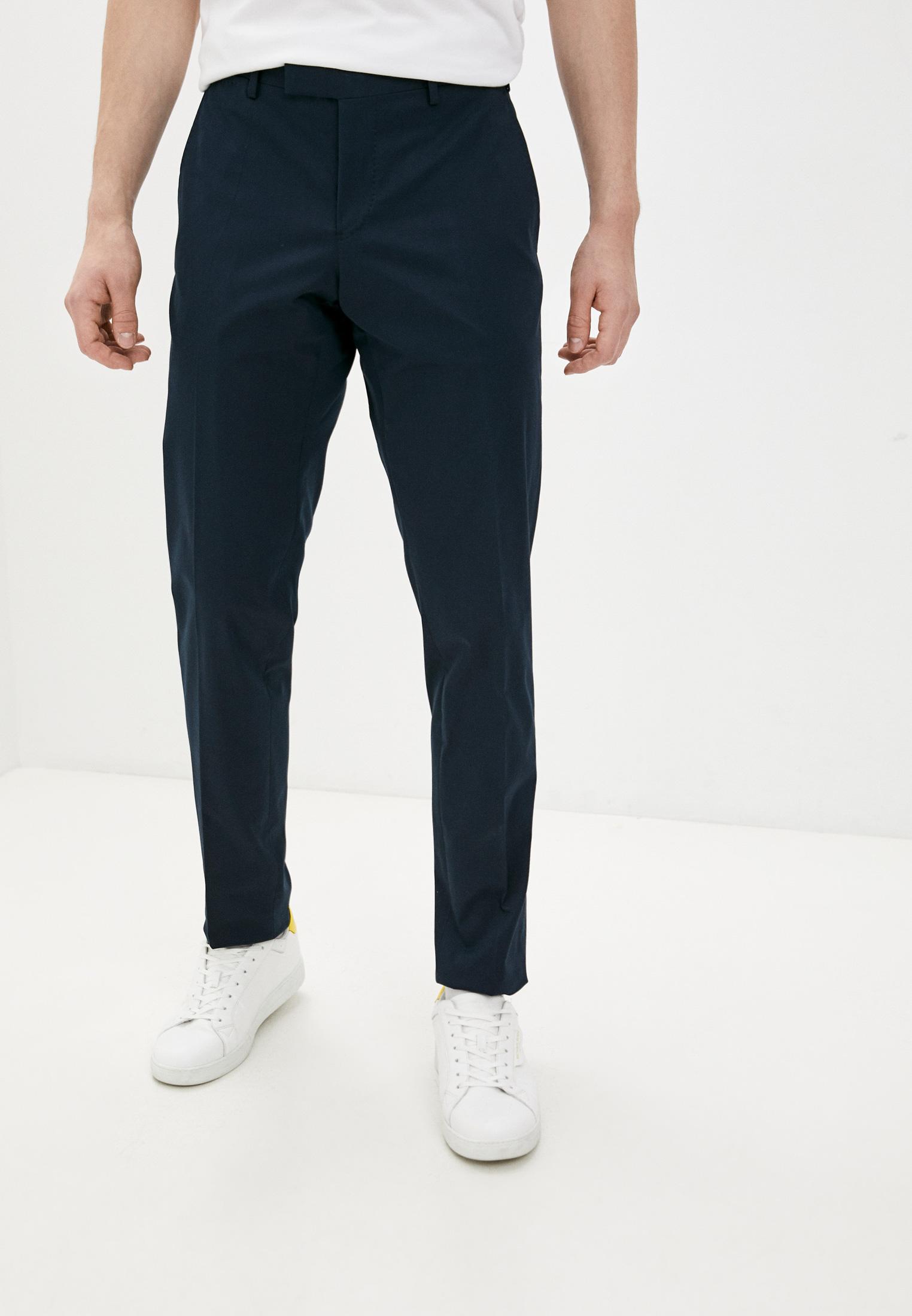 Мужские классические брюки Emporio Armani (Эмпорио Армани) W1P0M0 W1517