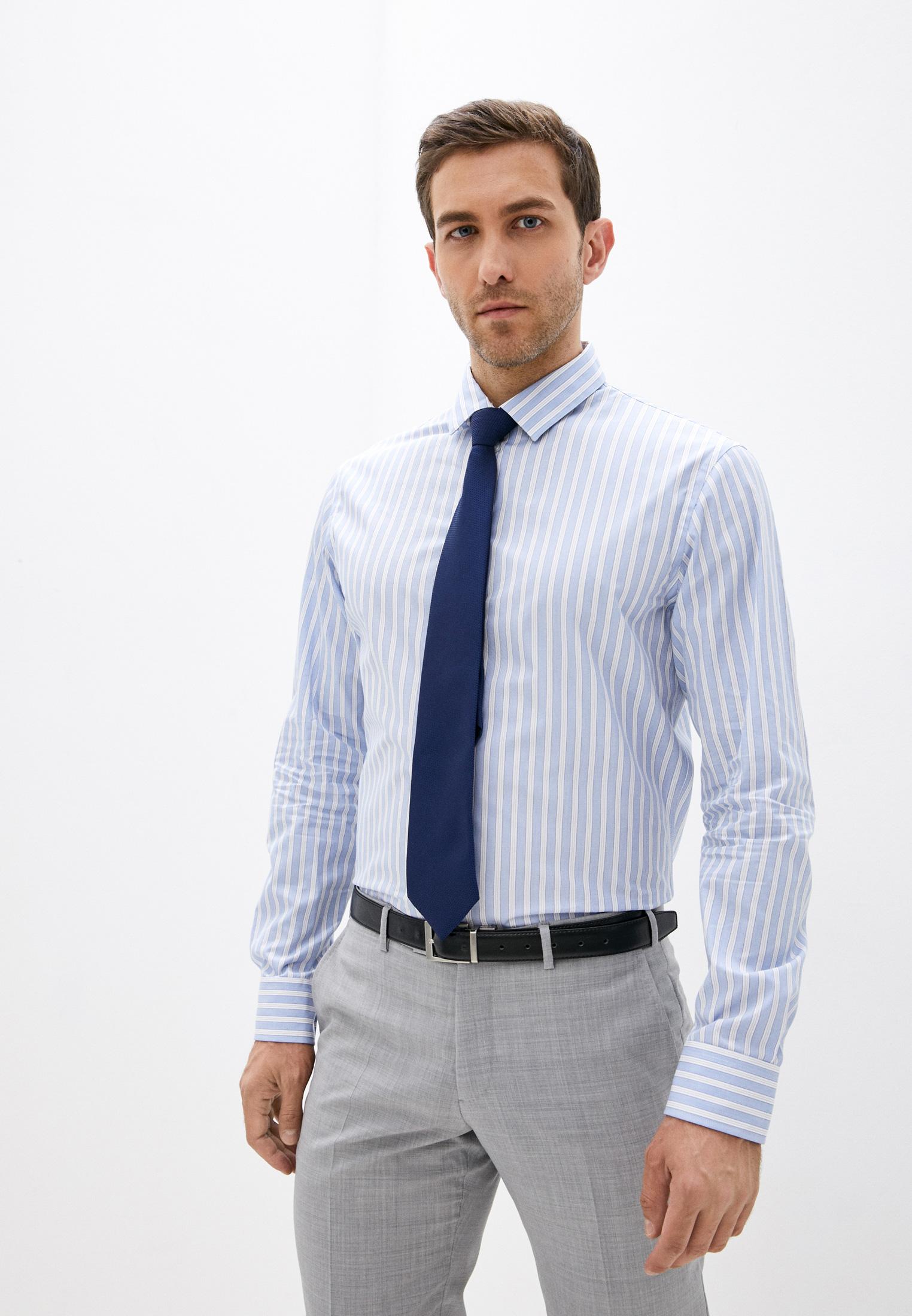 Рубашка с длинным рукавом Emporio Armani (Эмпорио Армани) W1C32T W155C