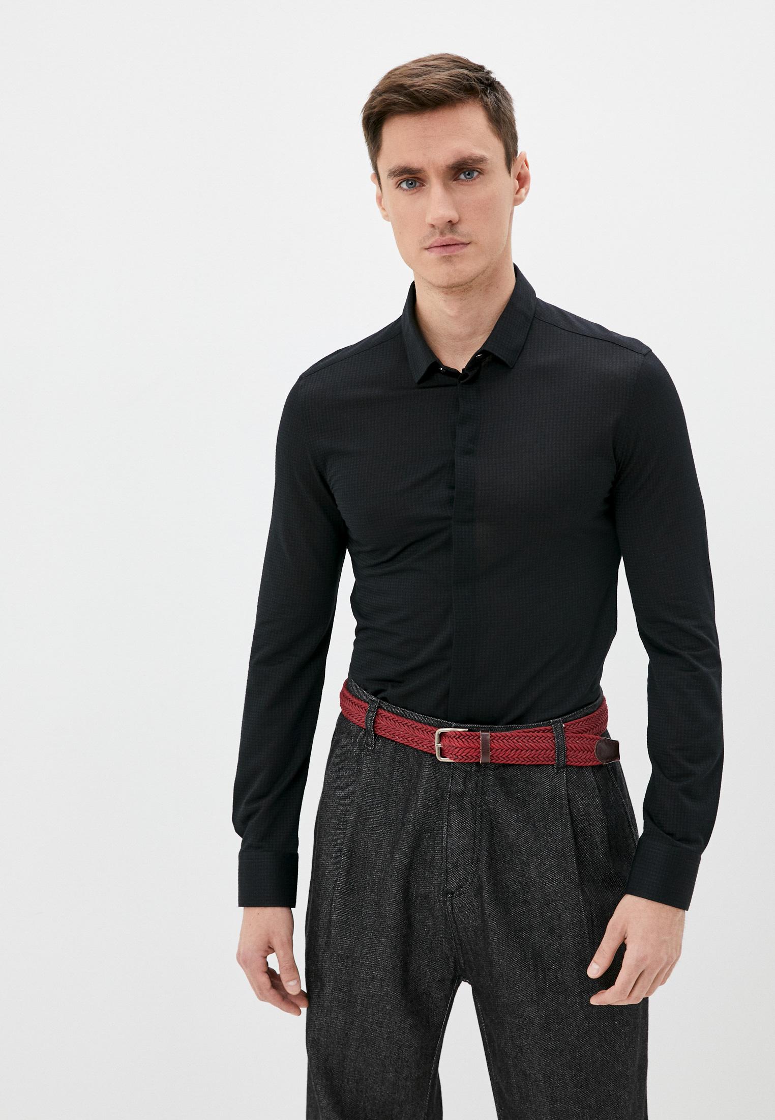 Рубашка с длинным рукавом Emporio Armani (Эмпорио Армани) W1CC2T W160C