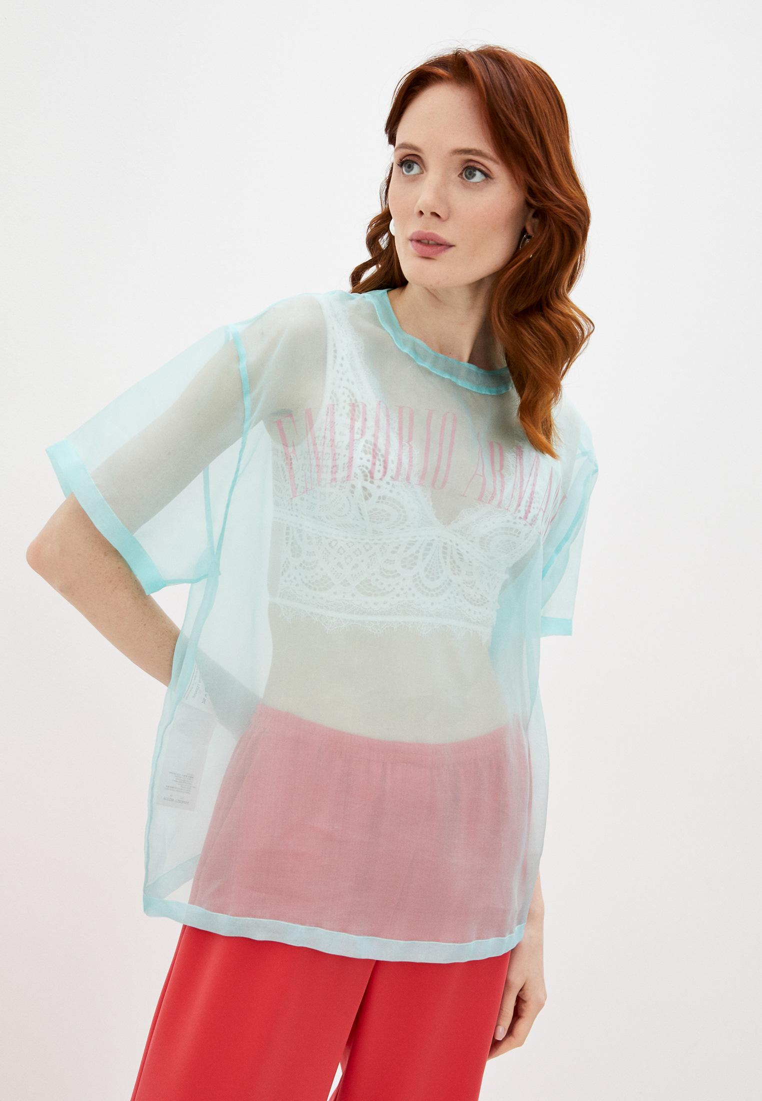 Блуза Emporio Armani Блуза Emporio Armani