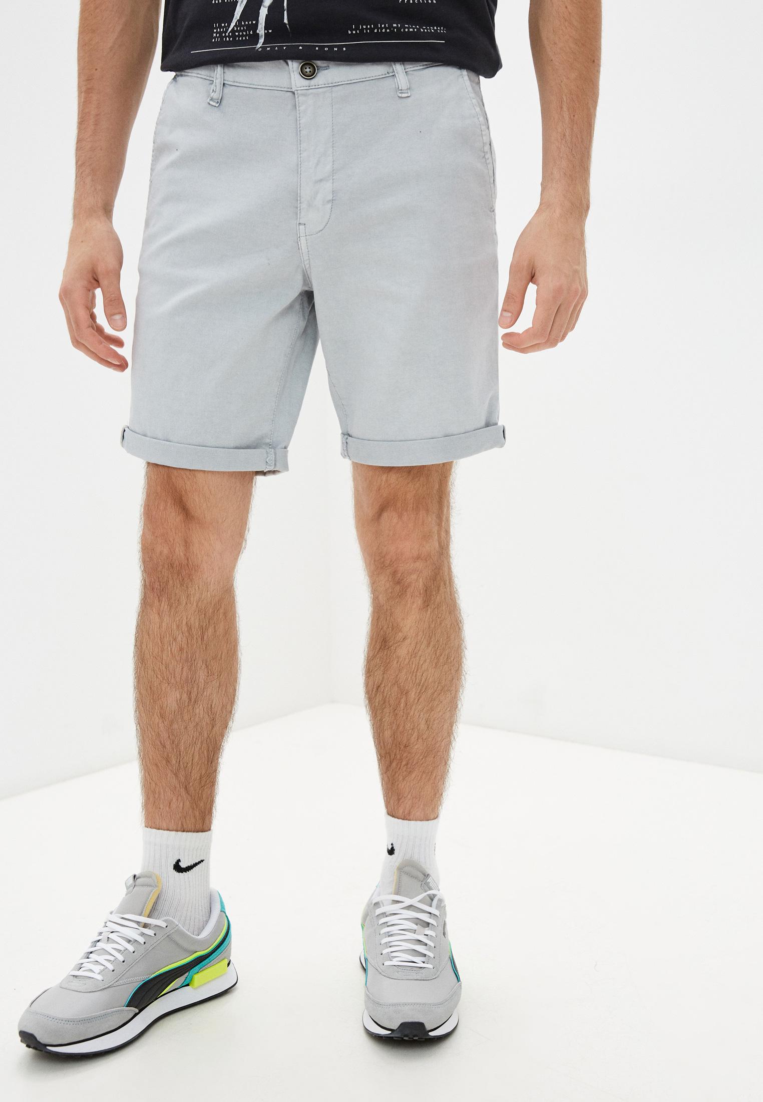 Мужские повседневные шорты Jack & Jones (Джек Энд Джонс) 12188326