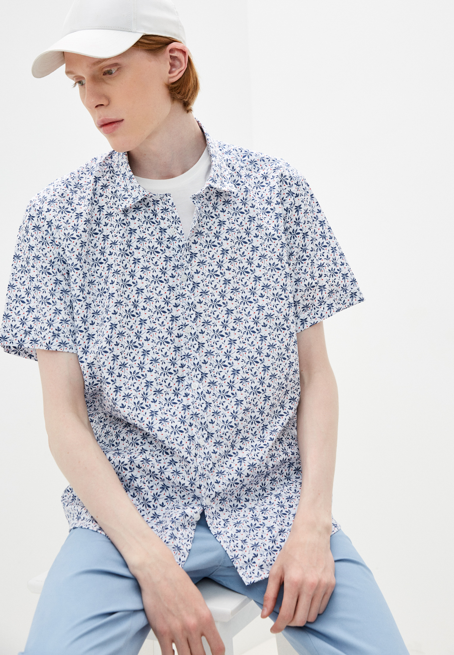 Рубашка с длинным рукавом Hopenlife Рубашка Hopenlife