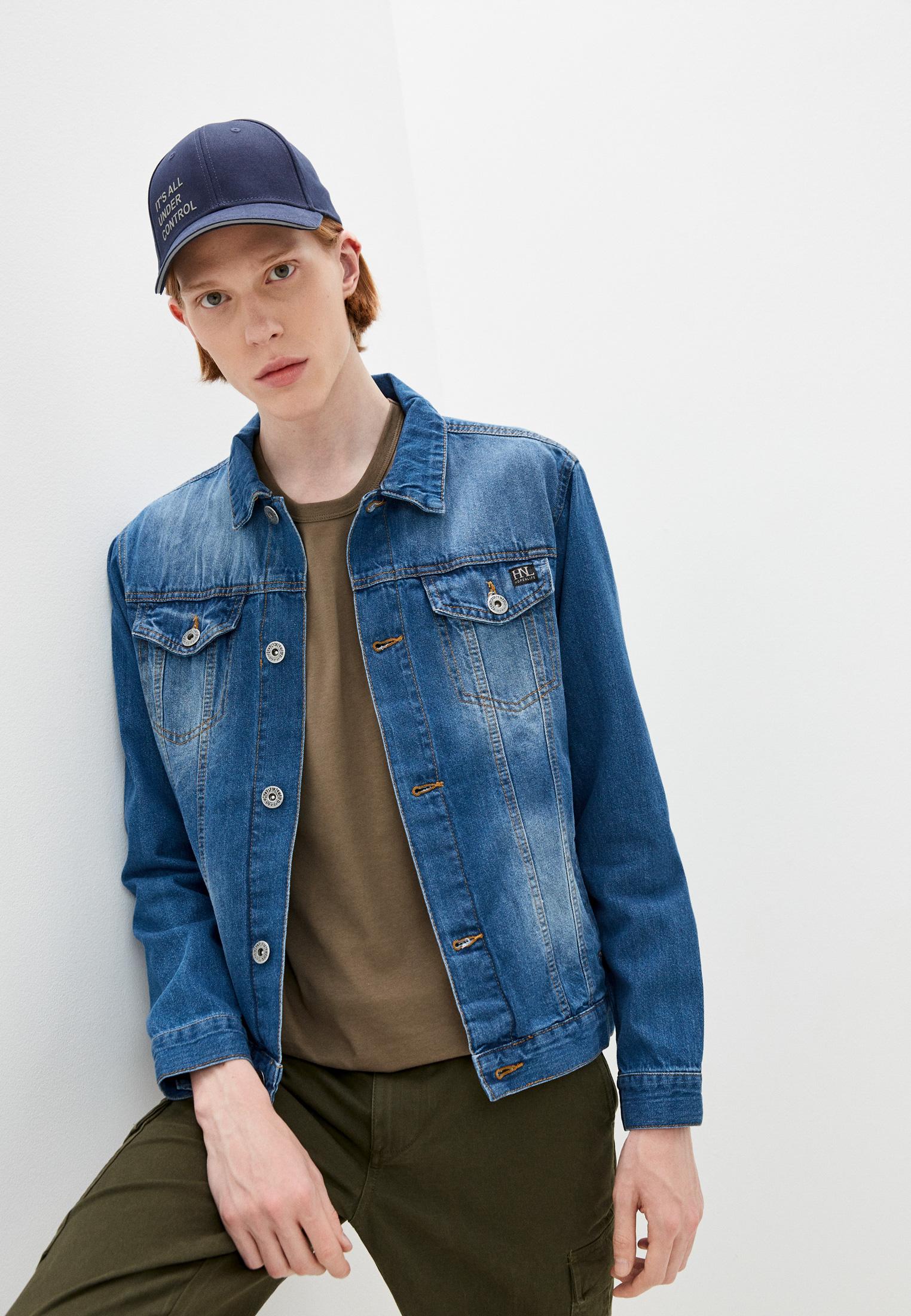 Джинсовая куртка Hopenlife Куртка джинсовая Hopenlife