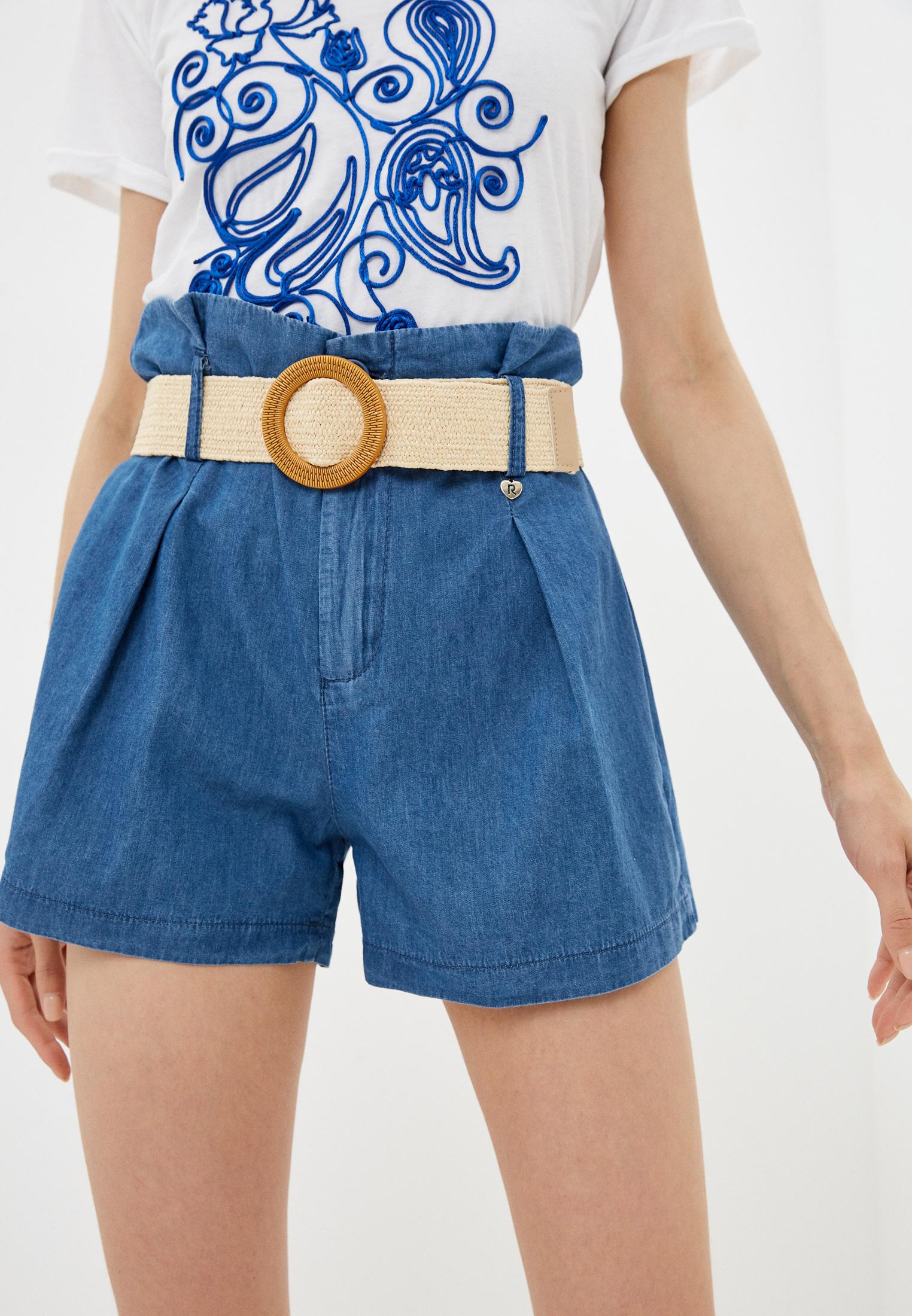 Женские джинсовые шорты Rinascimento CFC0103565003