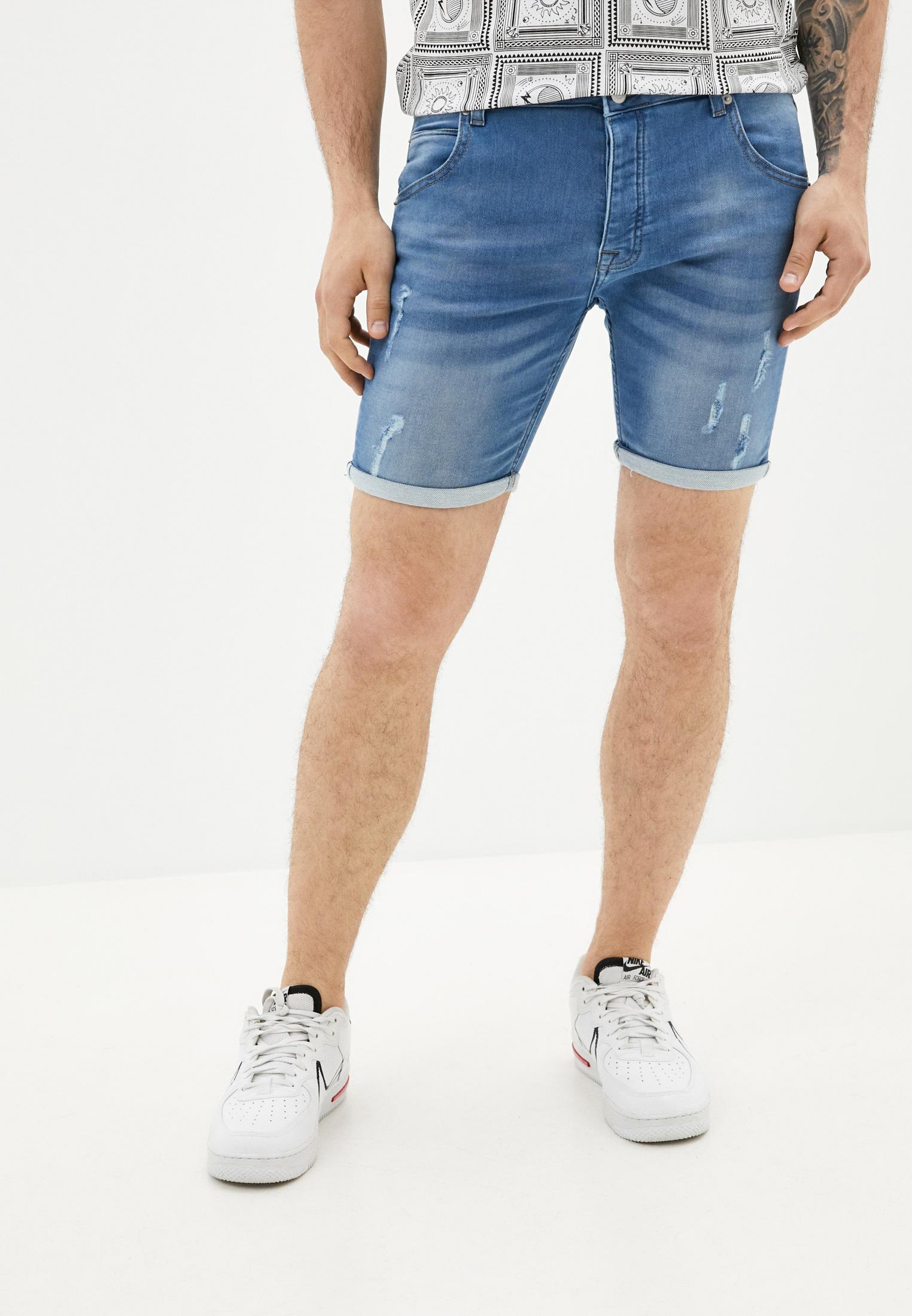 Мужские джинсовые шорты Brave Soul Шорты джинсовые Brave Soul