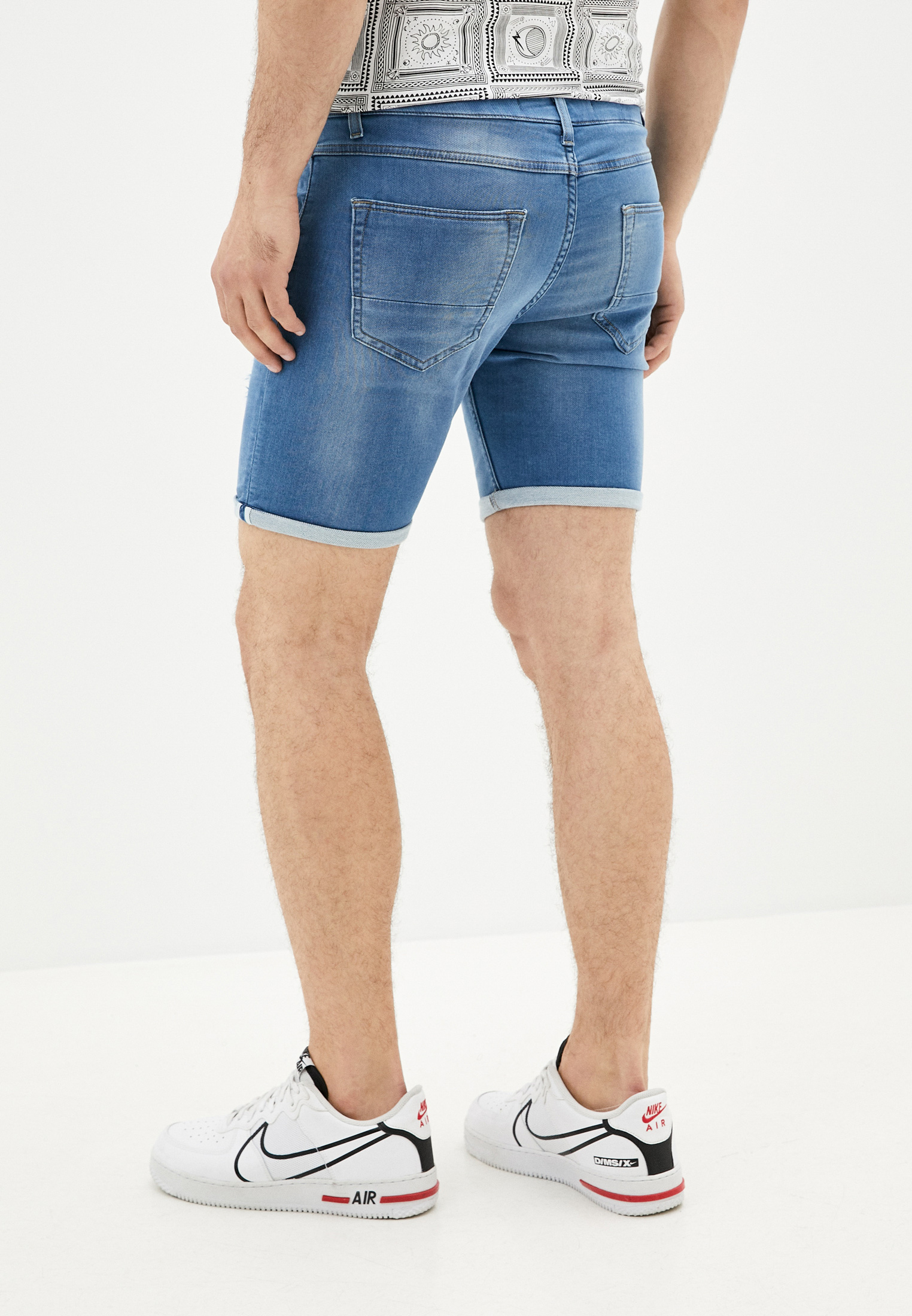 Мужские джинсовые шорты Brave Soul MSRT-LINCOLNLIGT: изображение 3
