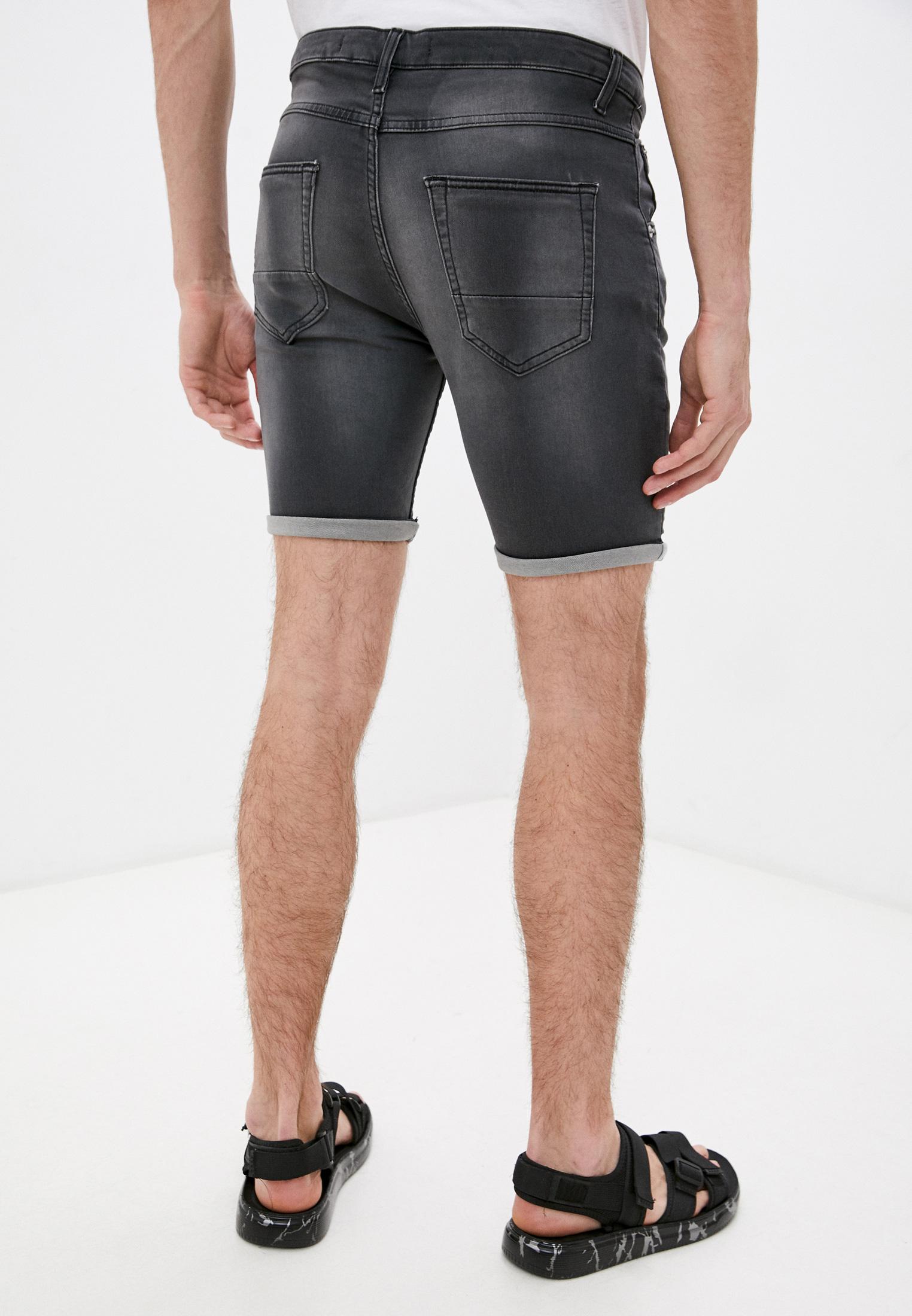 Мужские джинсовые шорты Brave Soul MSRT-LINCOLNCHAR: изображение 3