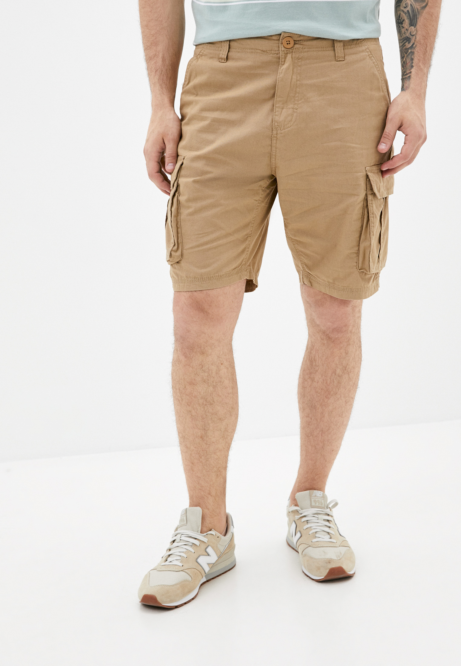 Мужские повседневные шорты Brave Soul MSRT-RIVERWOODS