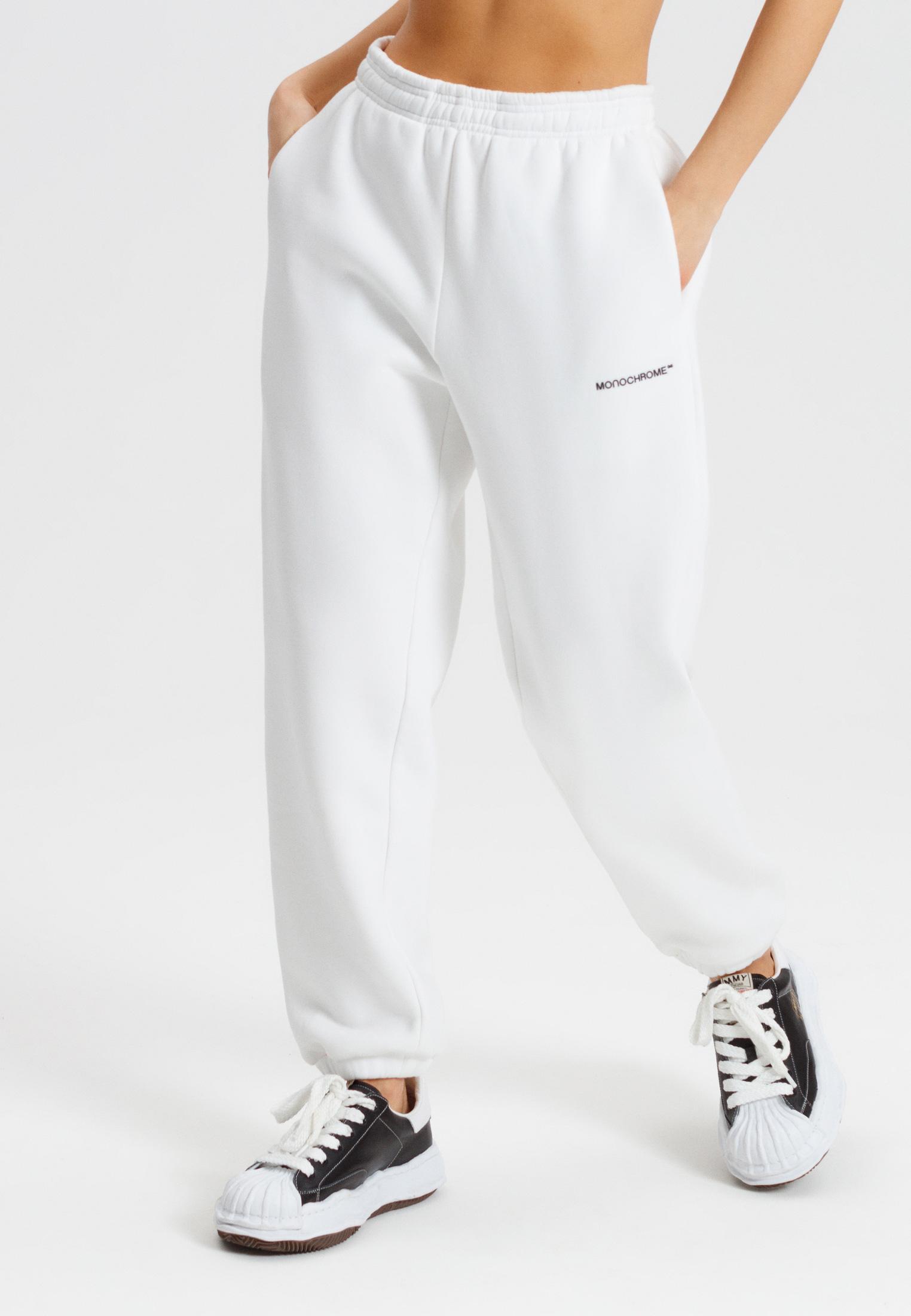 Женские спортивные брюки Monochrome M019-FLC-PNTS-CLD