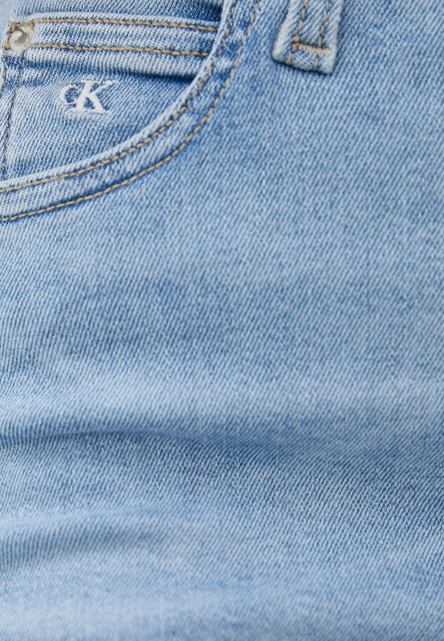 Зауженные джинсы Calvin Klein Jeans J20J216298: изображение 4