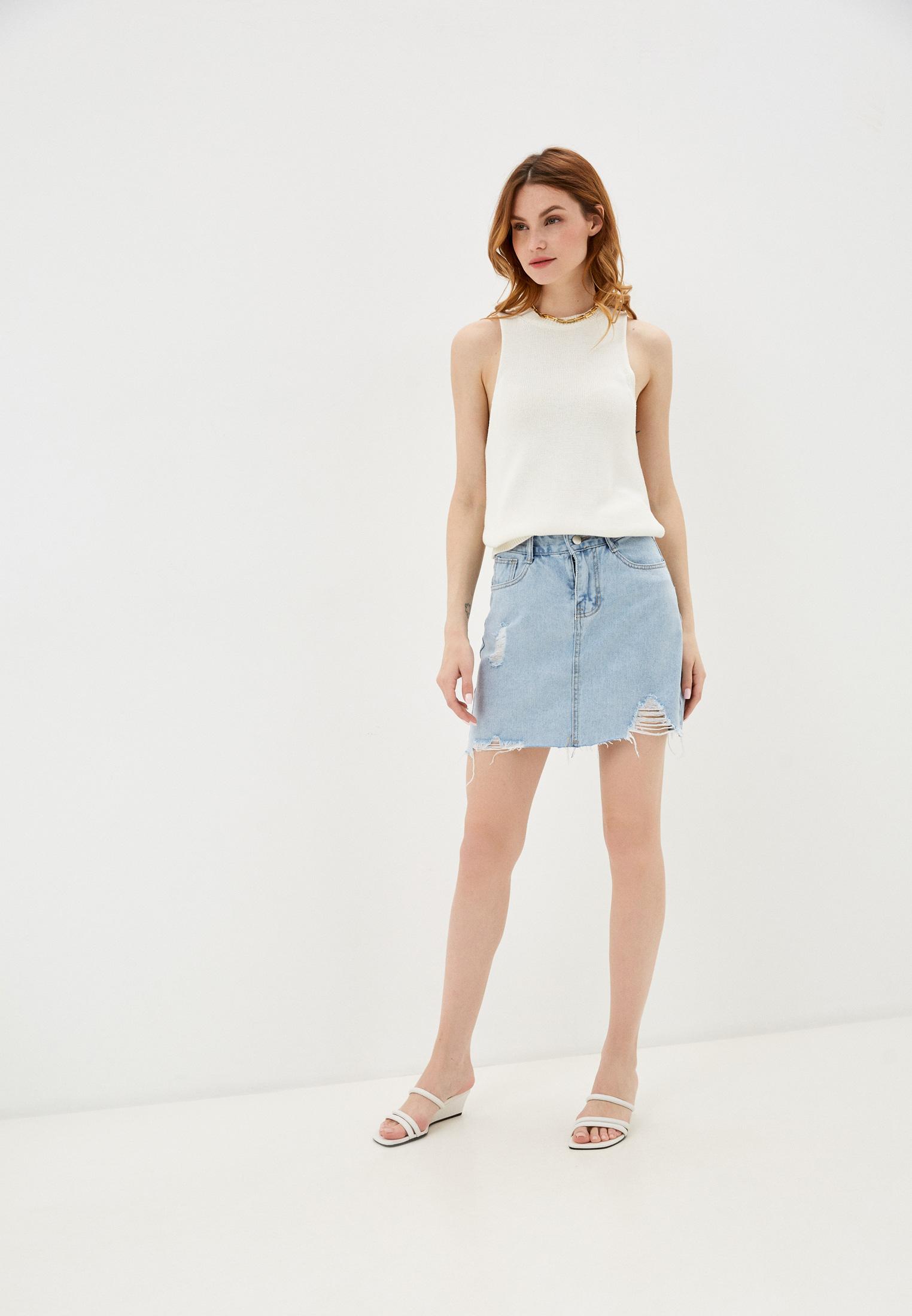 Джинсовая юбка Toku Tino TT8599372/: изображение 2