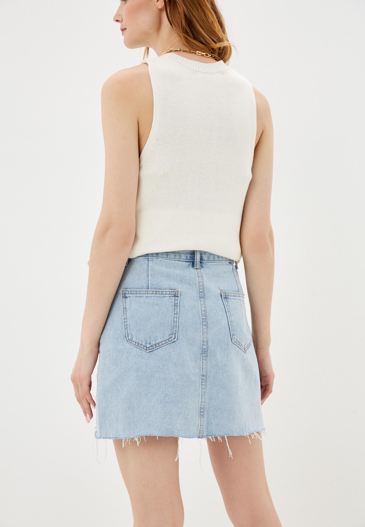 Джинсовая юбка Toku Tino TT8599372/: изображение 3