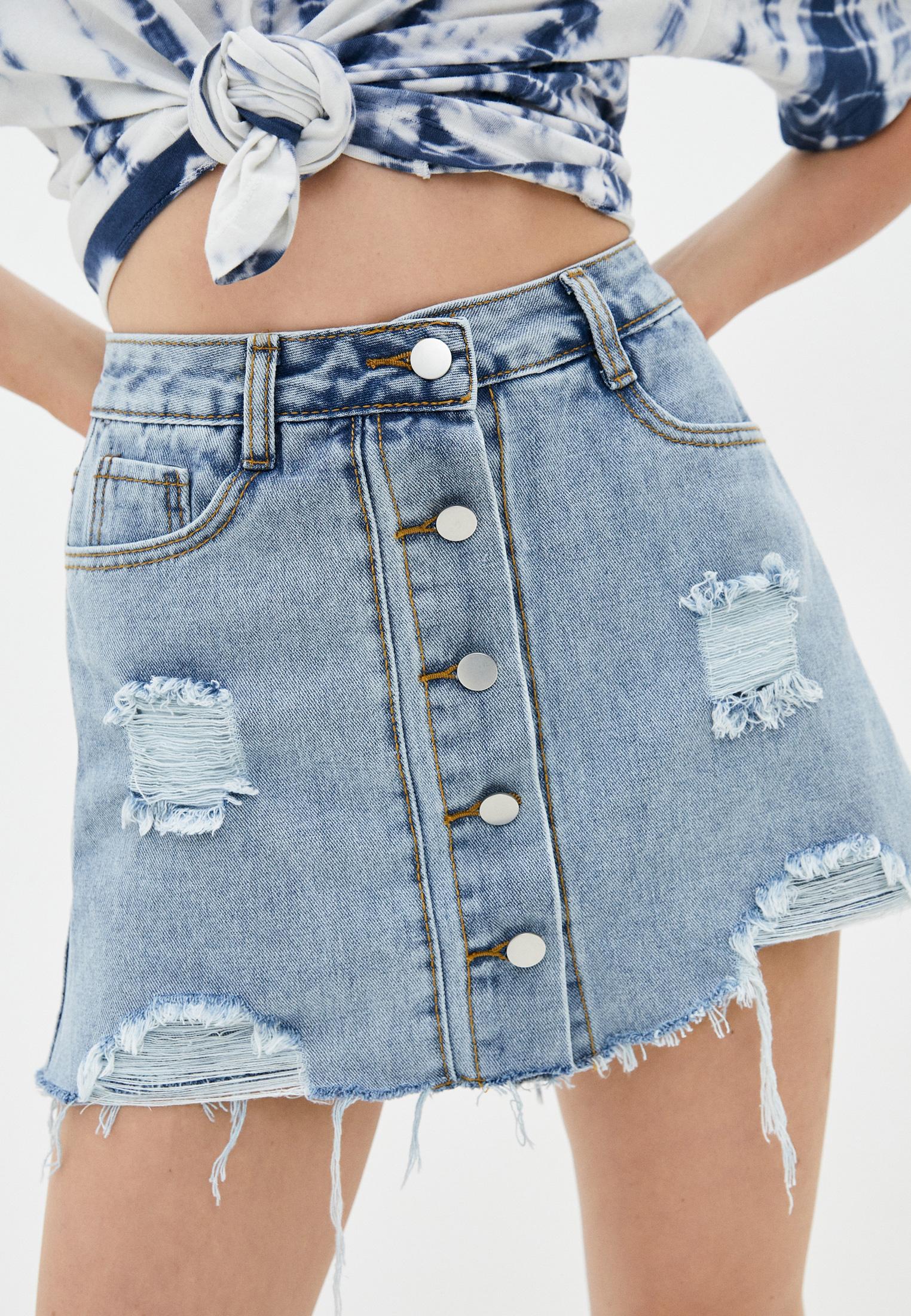 Женские джинсовые шорты Toku Tino TT8599373/