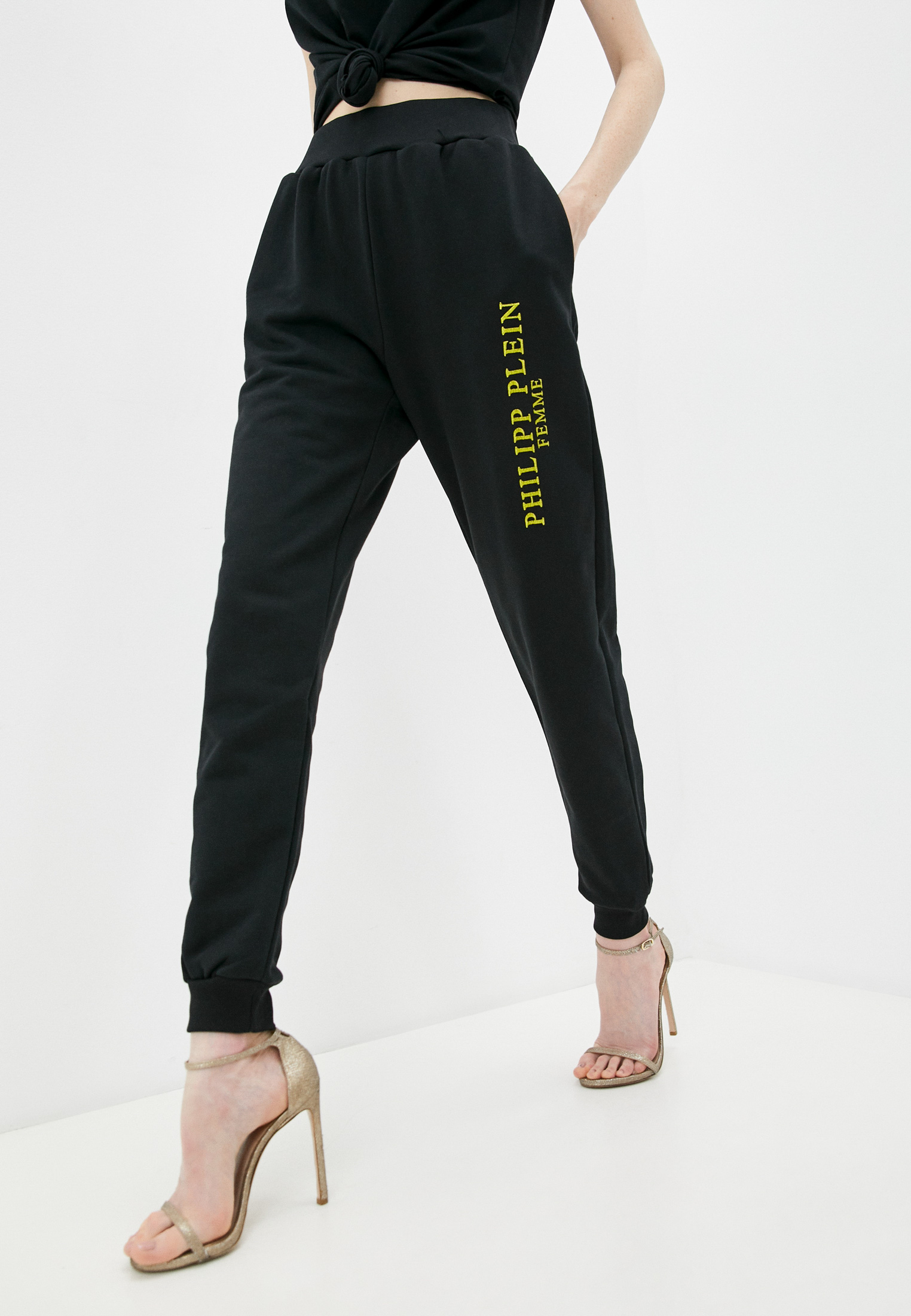 Женские спортивные брюки Philipp Plein WJT1382 PJO002N