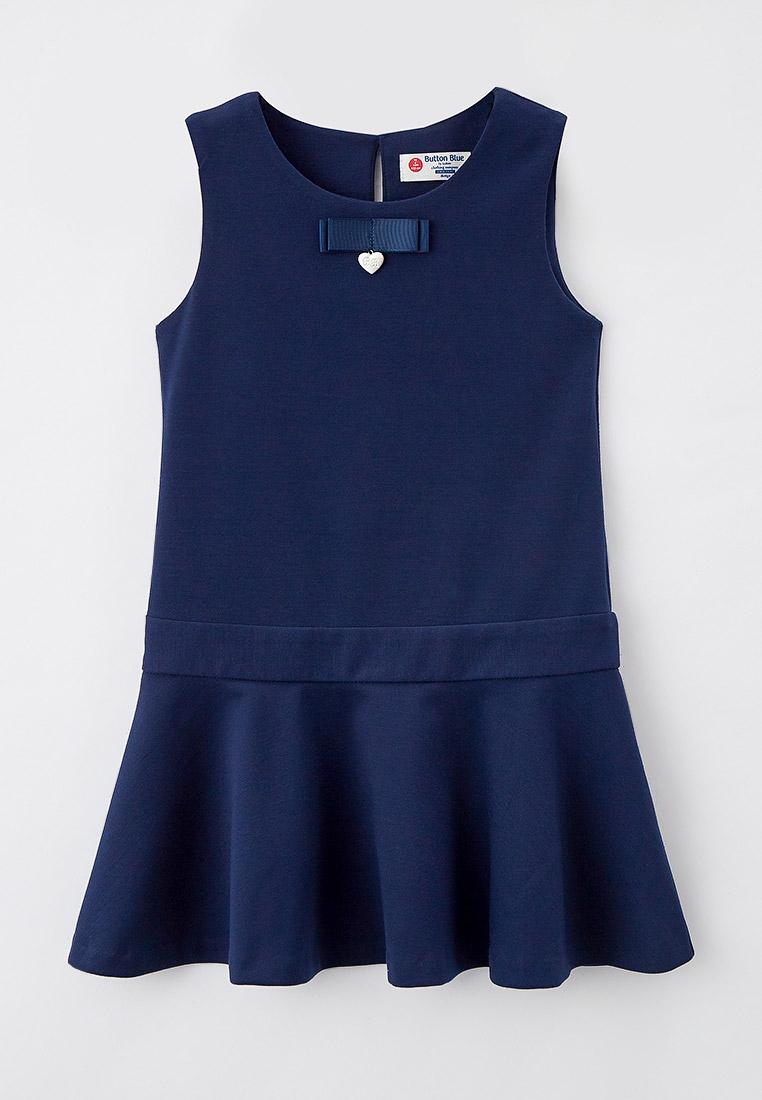 Повседневное платье Button Blue 221BBGS50021000: изображение 1