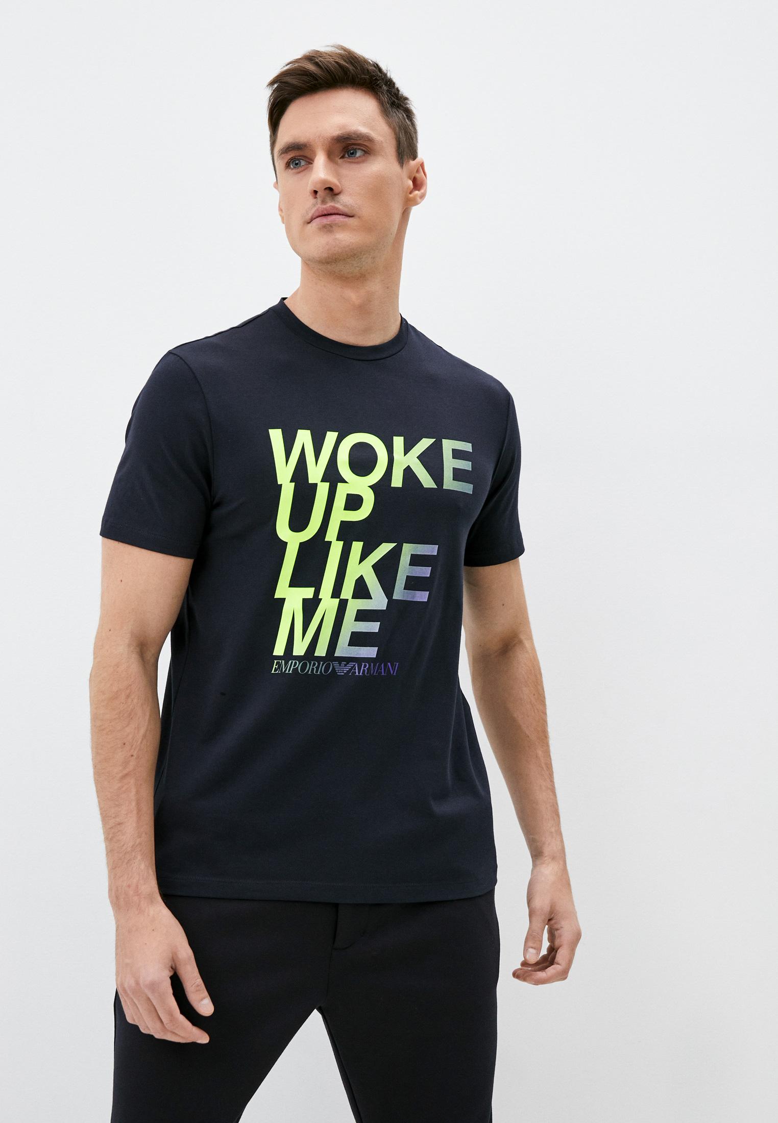Мужская футболка Emporio Armani (Эмпорио Армани) 3H1T931J0AZ