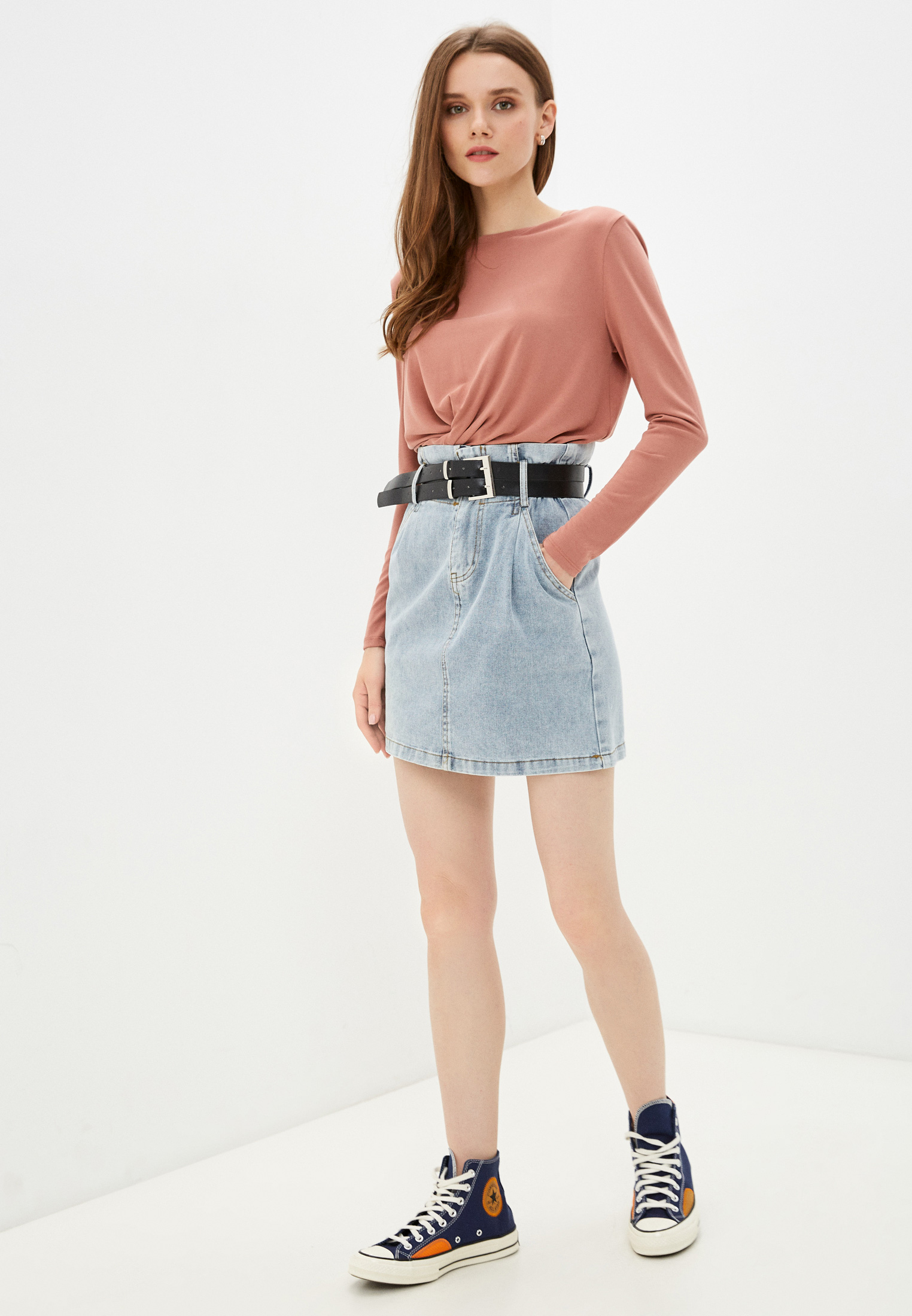 Джинсовая юбка Miss Gabby 5758: изображение 2