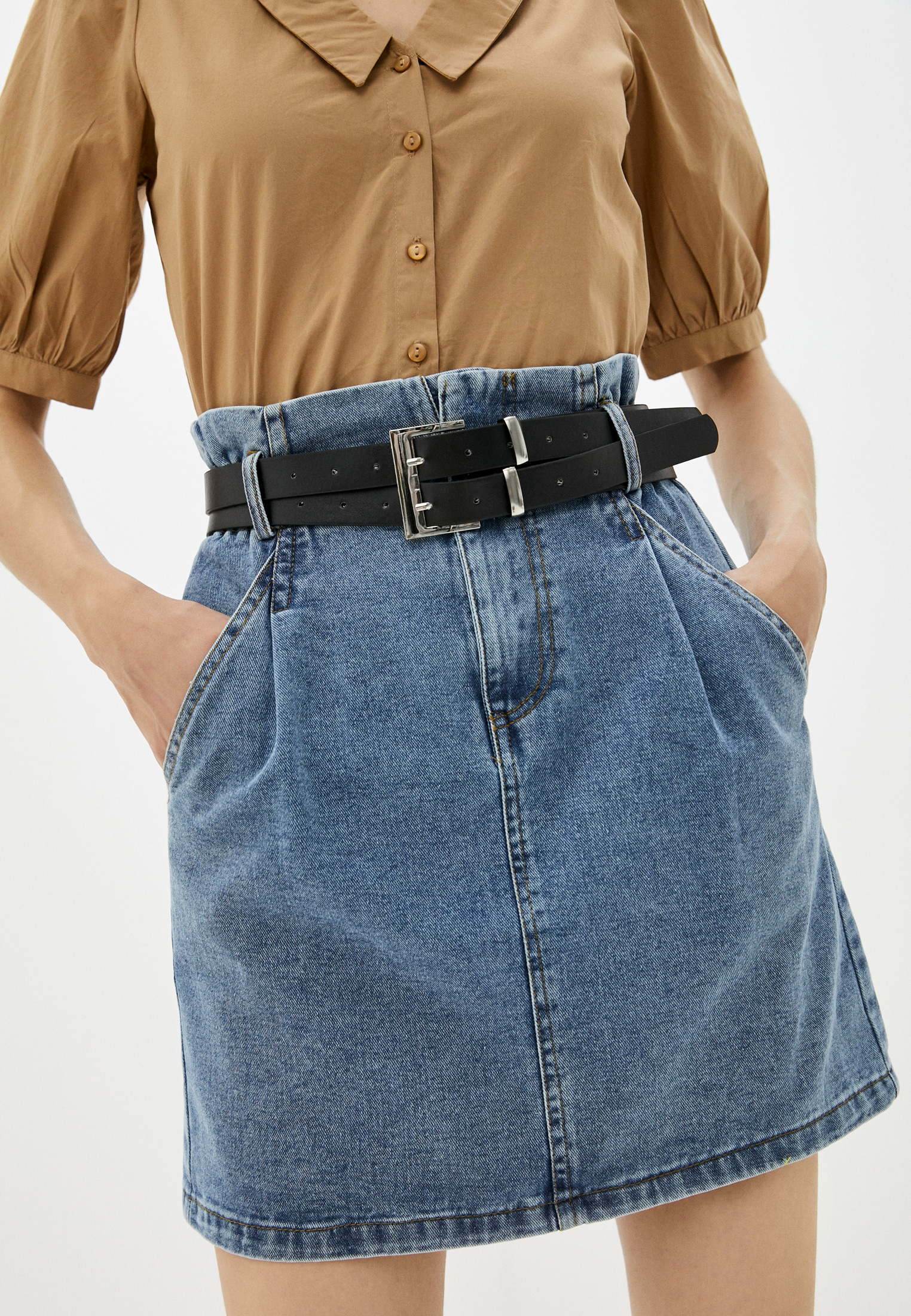 Джинсовая юбка Miss Gabby Юбка джинсовая Miss Gabby