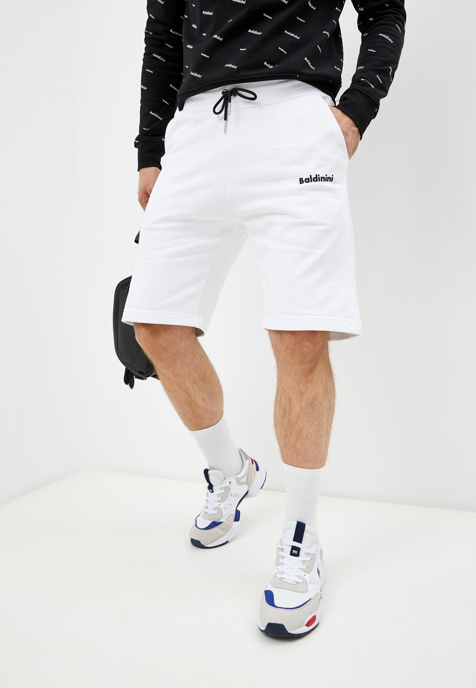 Мужские повседневные шорты Baldinini (Балдинини) A1UBR01ATEJ001