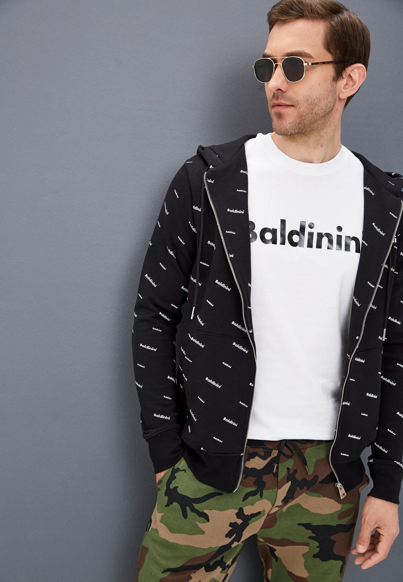Мужская футболка Baldinini (Балдинини) A1UTS01ATEJ004: изображение 2