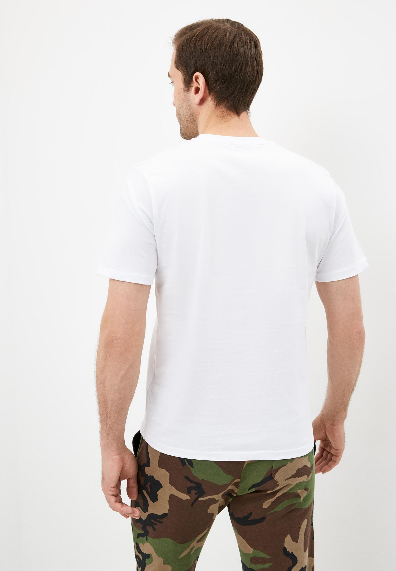 Мужская футболка Baldinini (Балдинини) A1UTS01ATEJ004: изображение 4