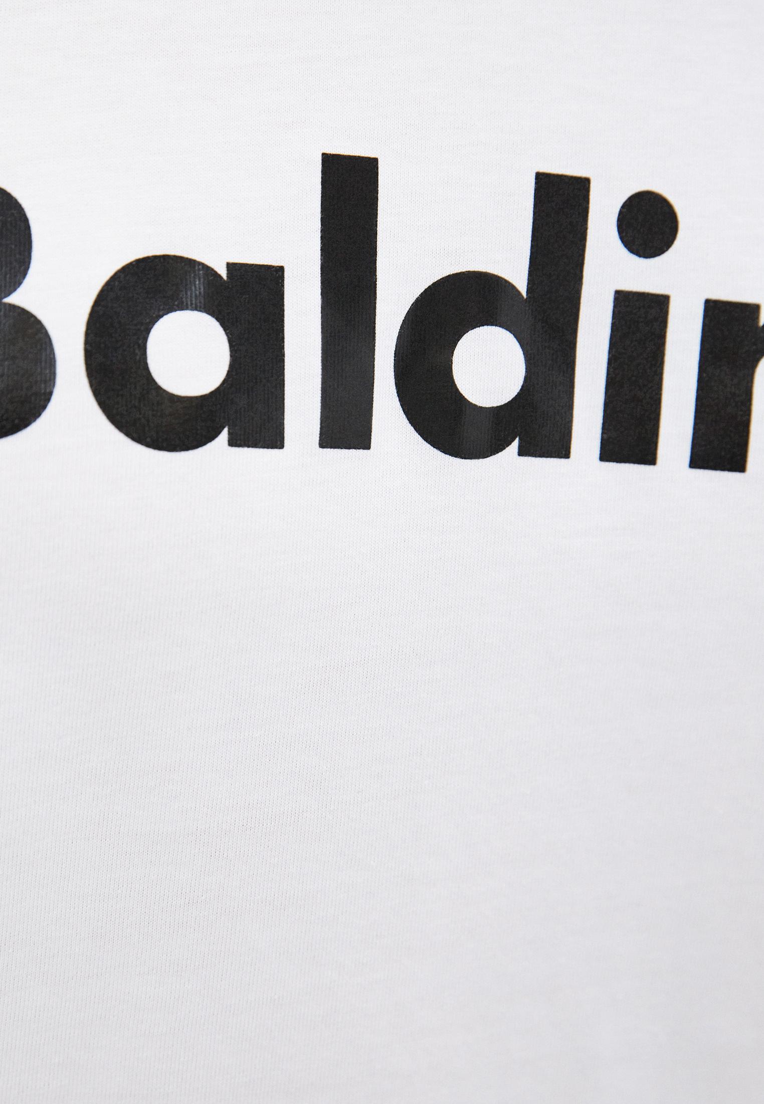 Мужская футболка Baldinini (Балдинини) A1UTS01ATEJ004: изображение 5