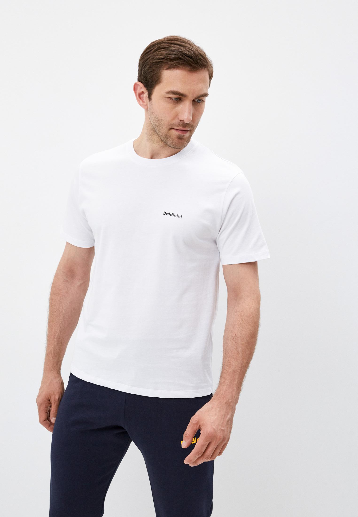 Мужская футболка Baldinini (Балдинини) A1UTS01BTEJ004