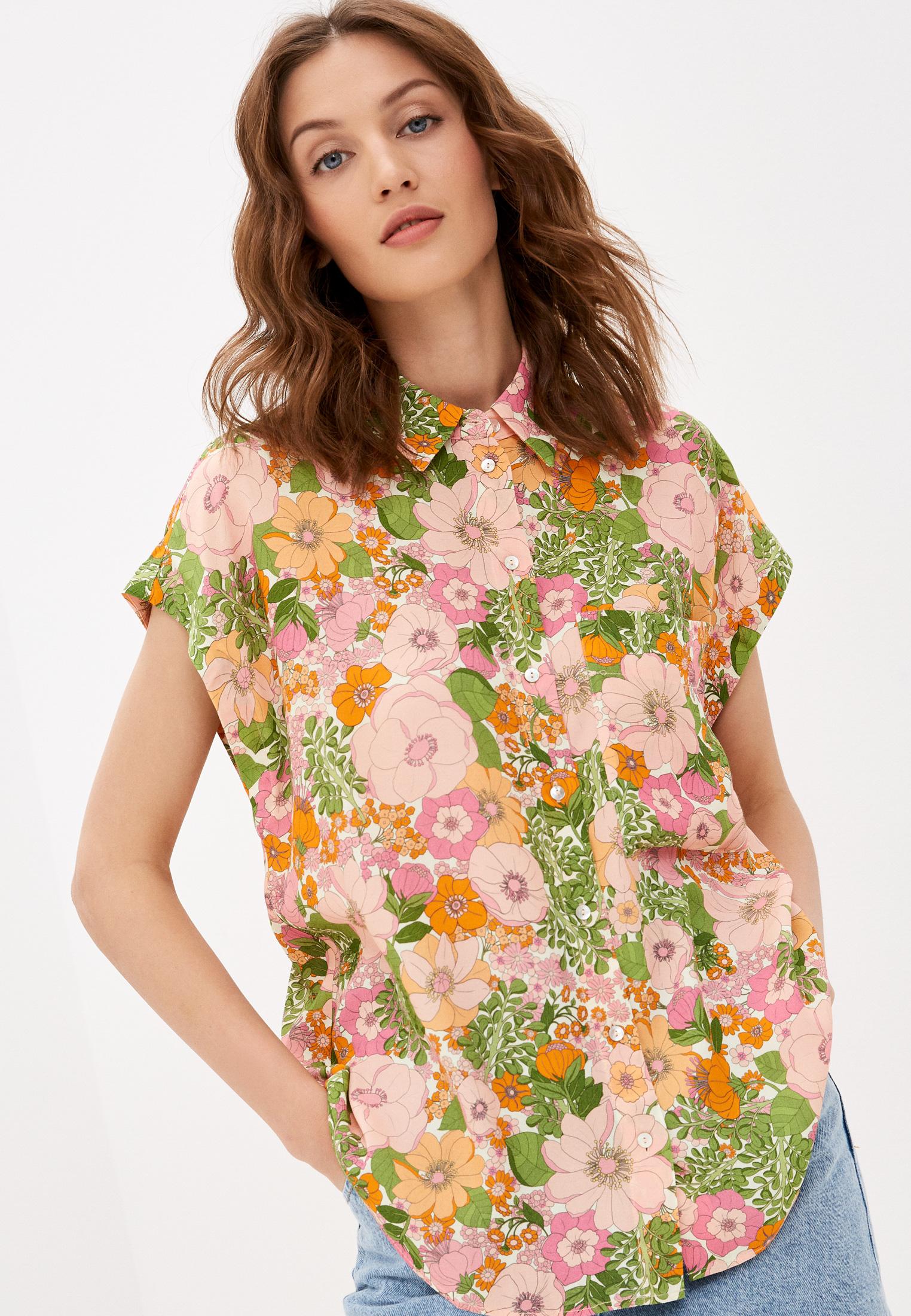 Джинсовая юбка Mango (Манго) 87087140